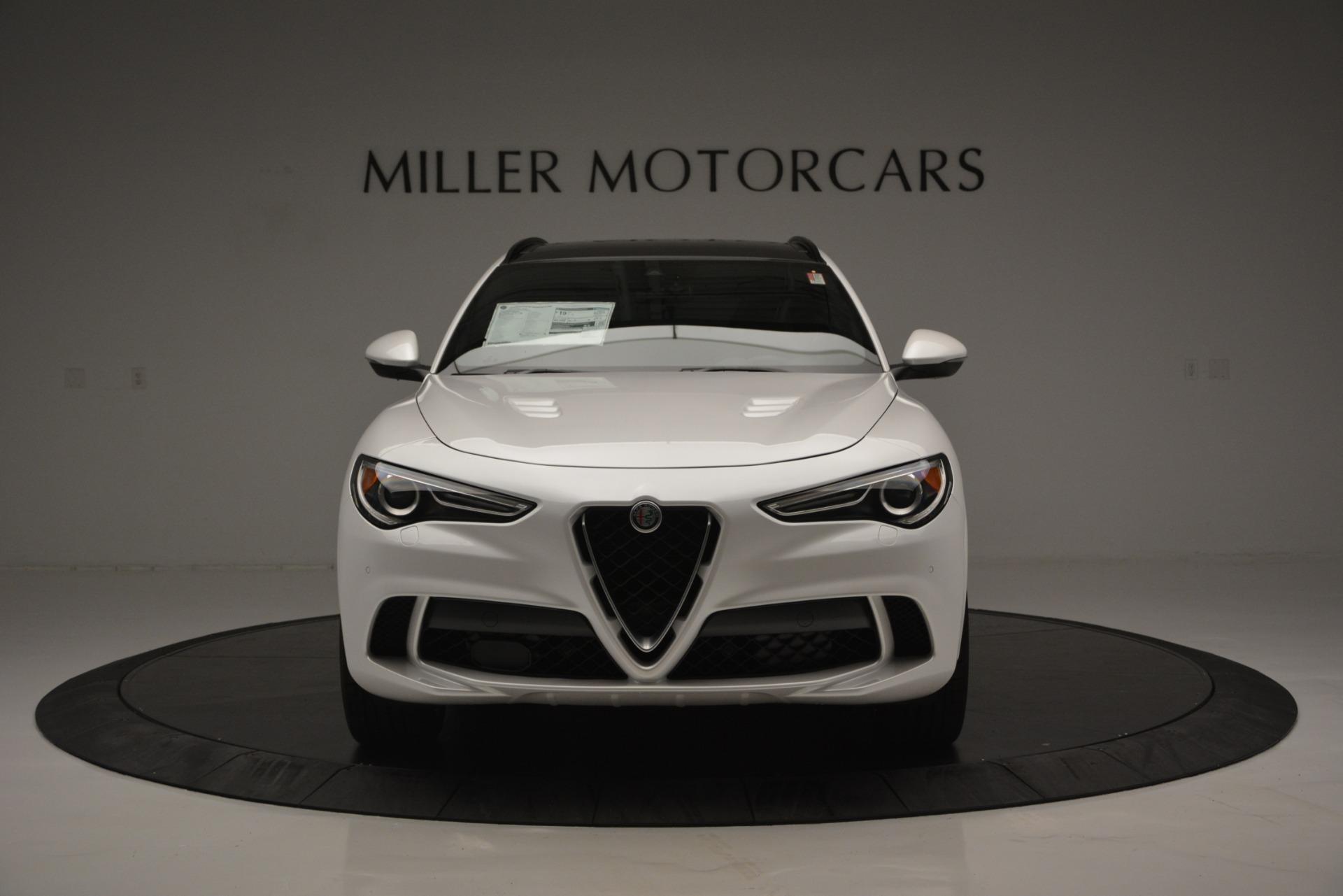 New 2018 Alfa Romeo Stelvio Quadrifoglio Quadrifoglio For Sale In Westport, CT 2456_p16