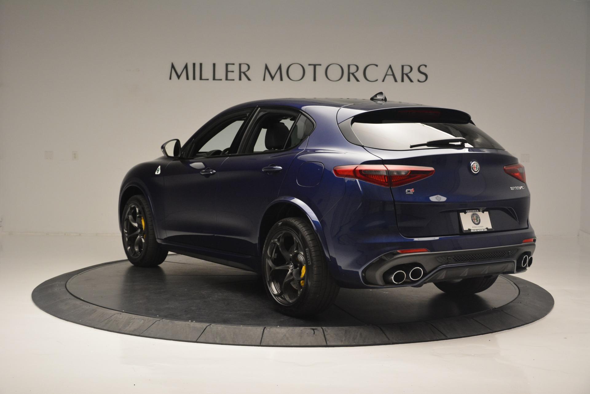 2018 Alfa Romeo Stelvio Quadrifoglio Stock L461 For Sale Near