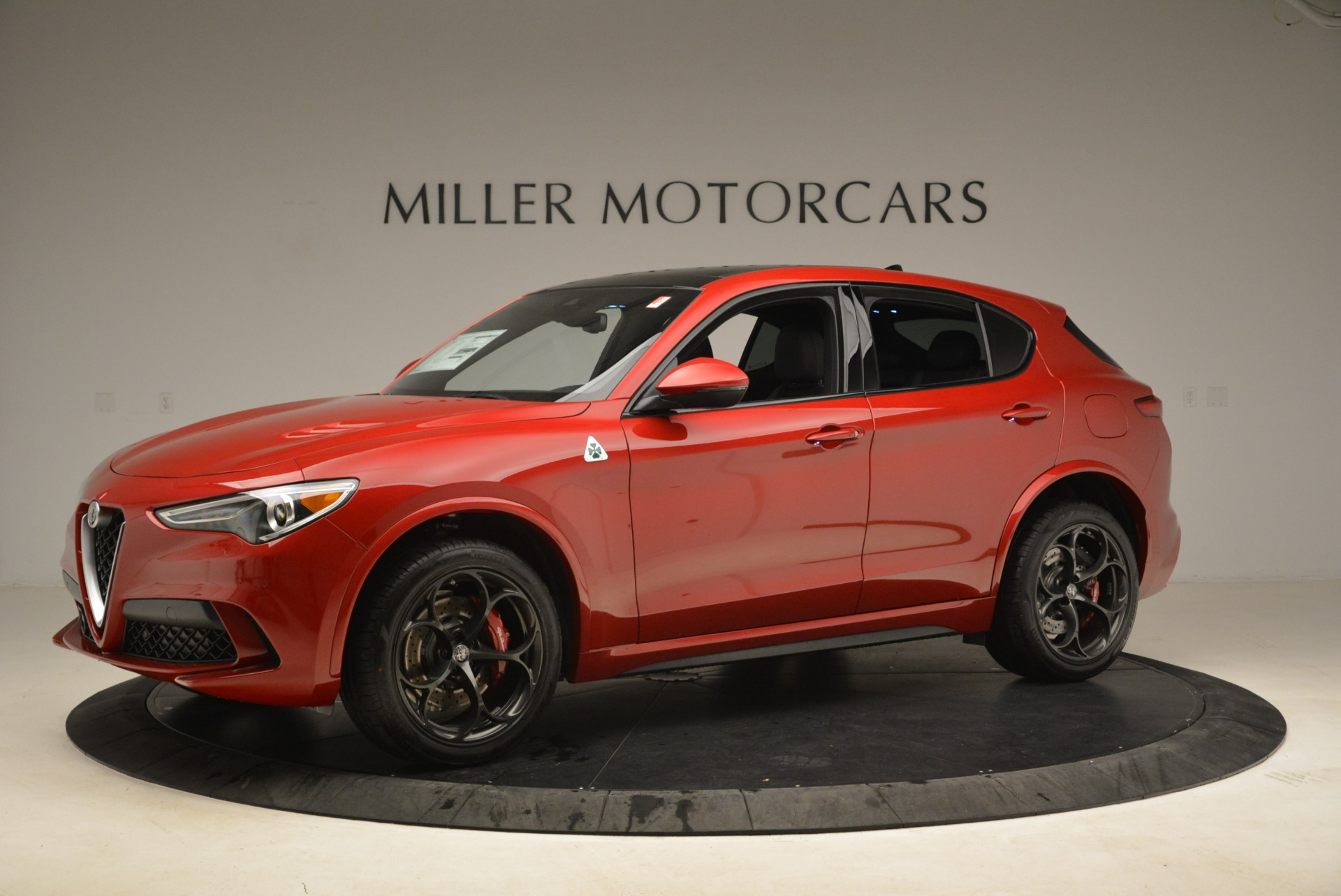 New 2018 Alfa Romeo Stelvio Quadrifoglio For Sale In Westport, CT 2459_p2