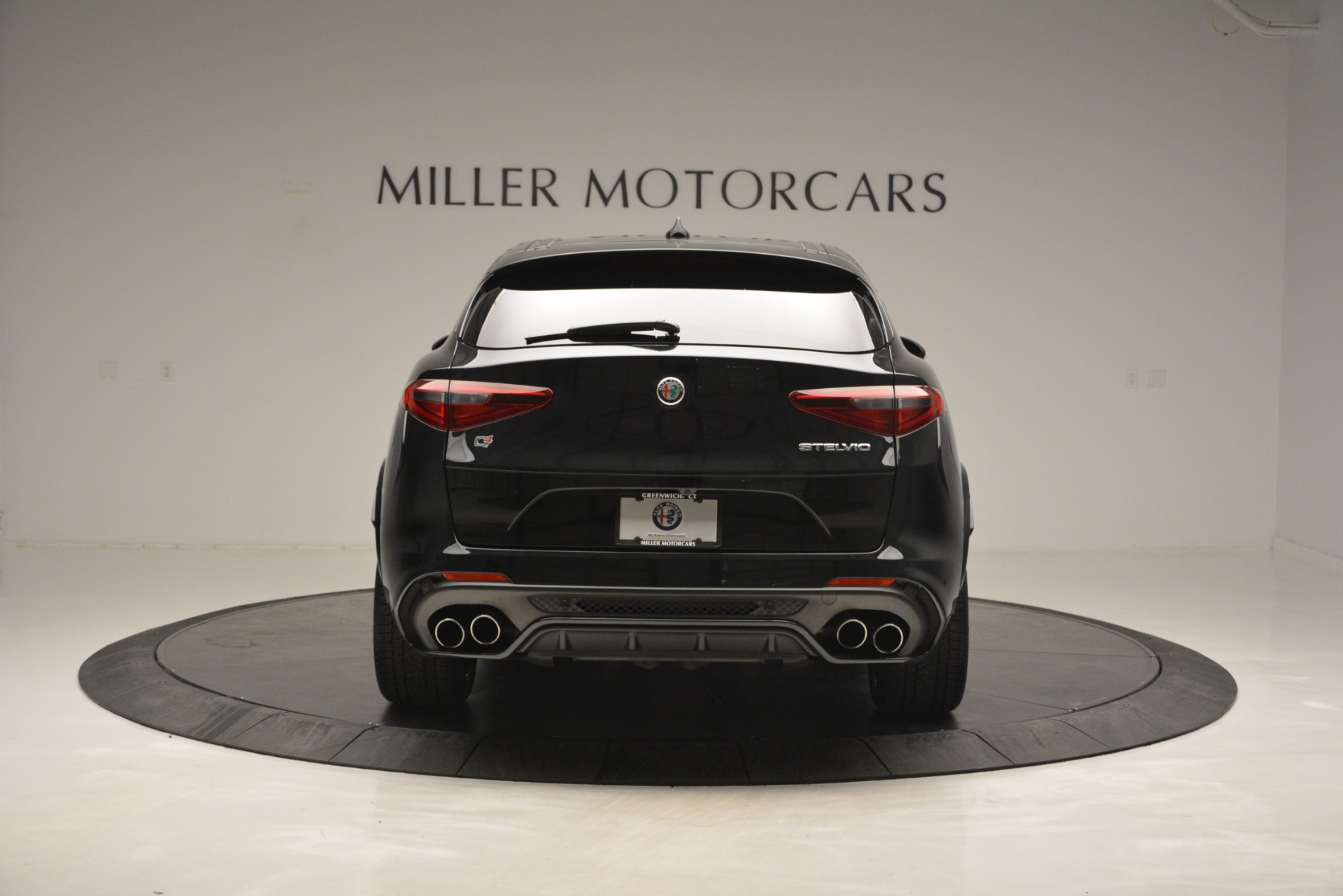 New 2018 Alfa Romeo Stelvio Quadrifoglio For Sale In Westport, CT 2460_p6