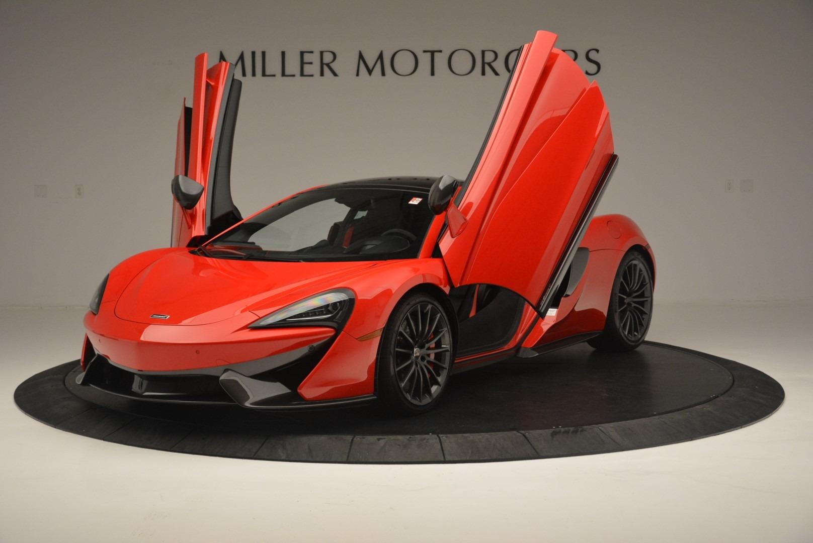 Used 2018 McLaren 570GT  For Sale In Westport, CT 2462_p14