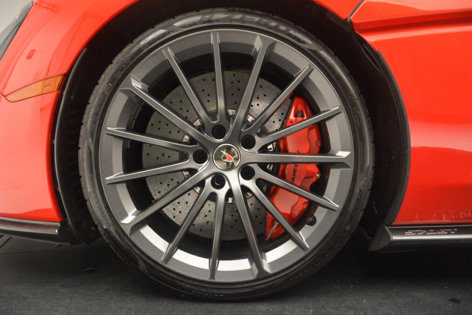 Used 2018 McLaren 570GT  For Sale In Westport, CT 2462_p17