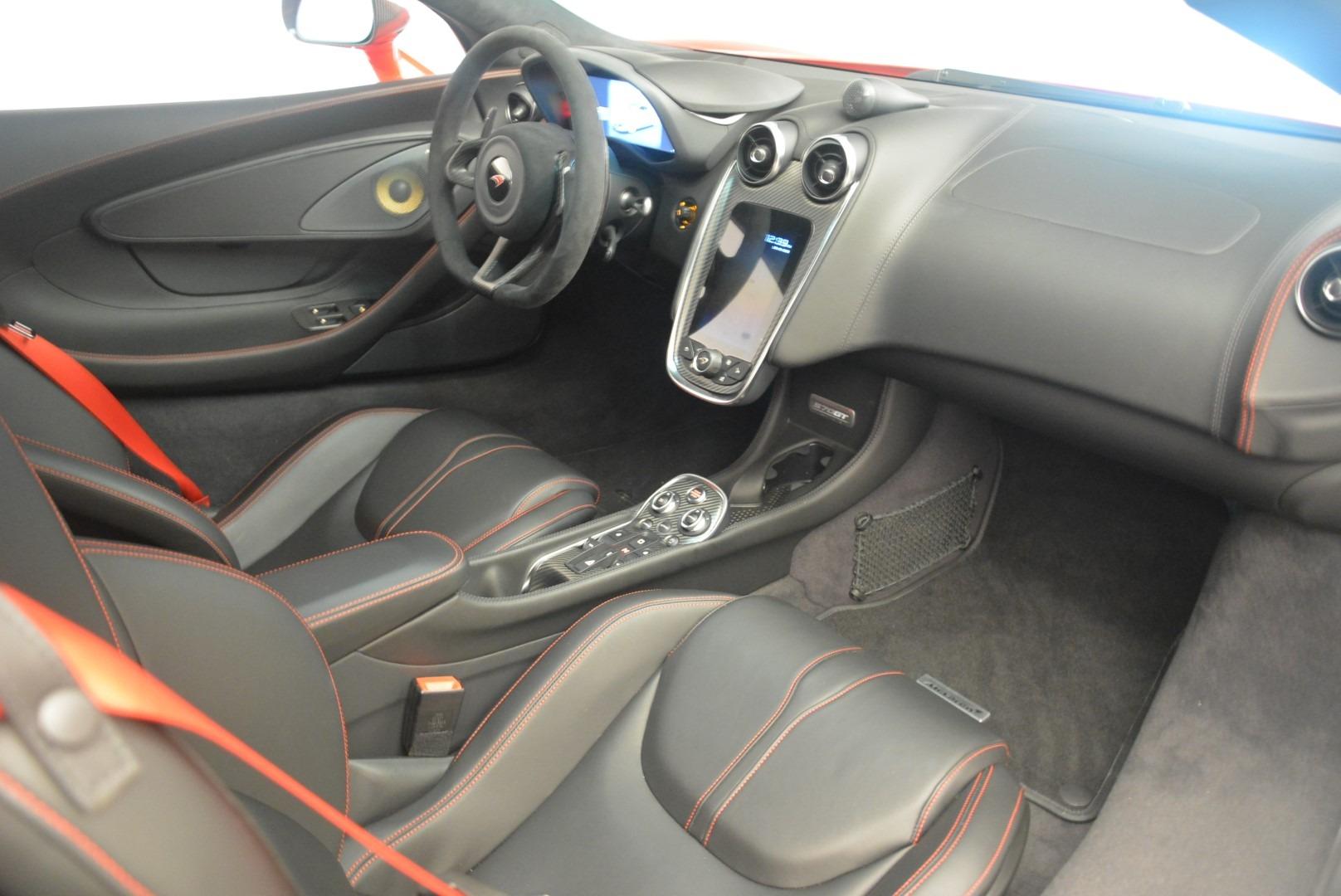 Used 2018 McLaren 570GT  For Sale In Westport, CT 2462_p21