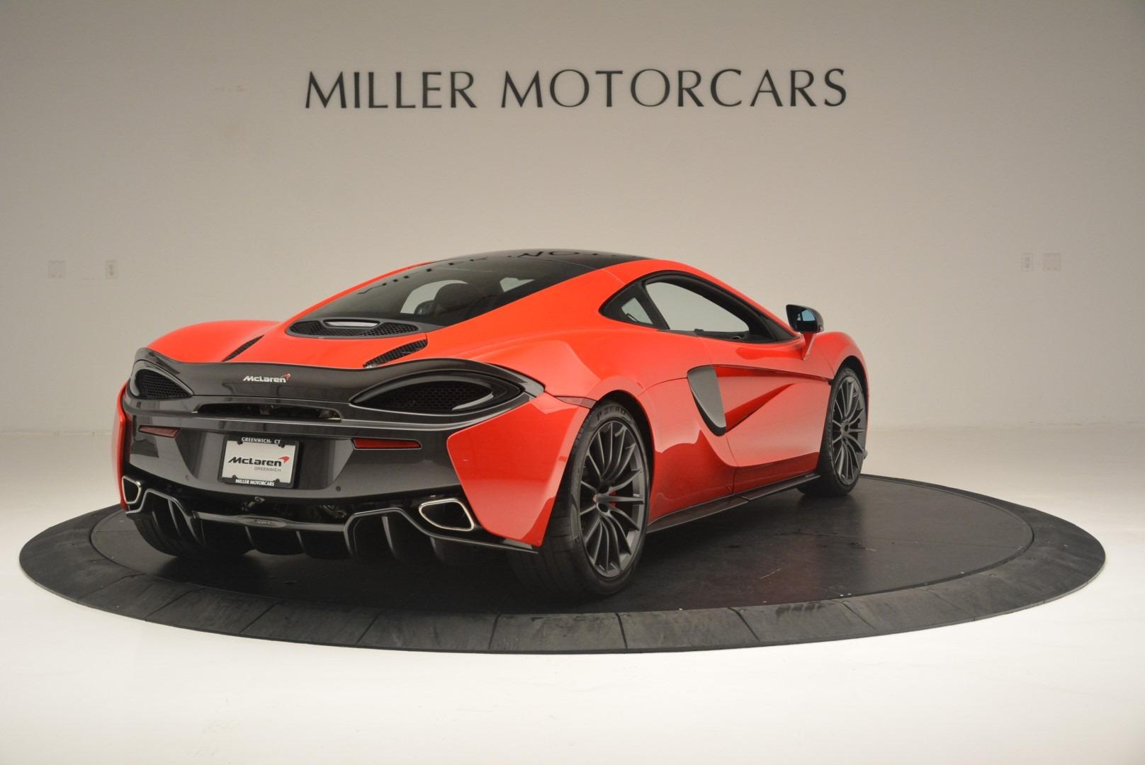 Used 2018 McLaren 570GT  For Sale In Westport, CT 2462_p7