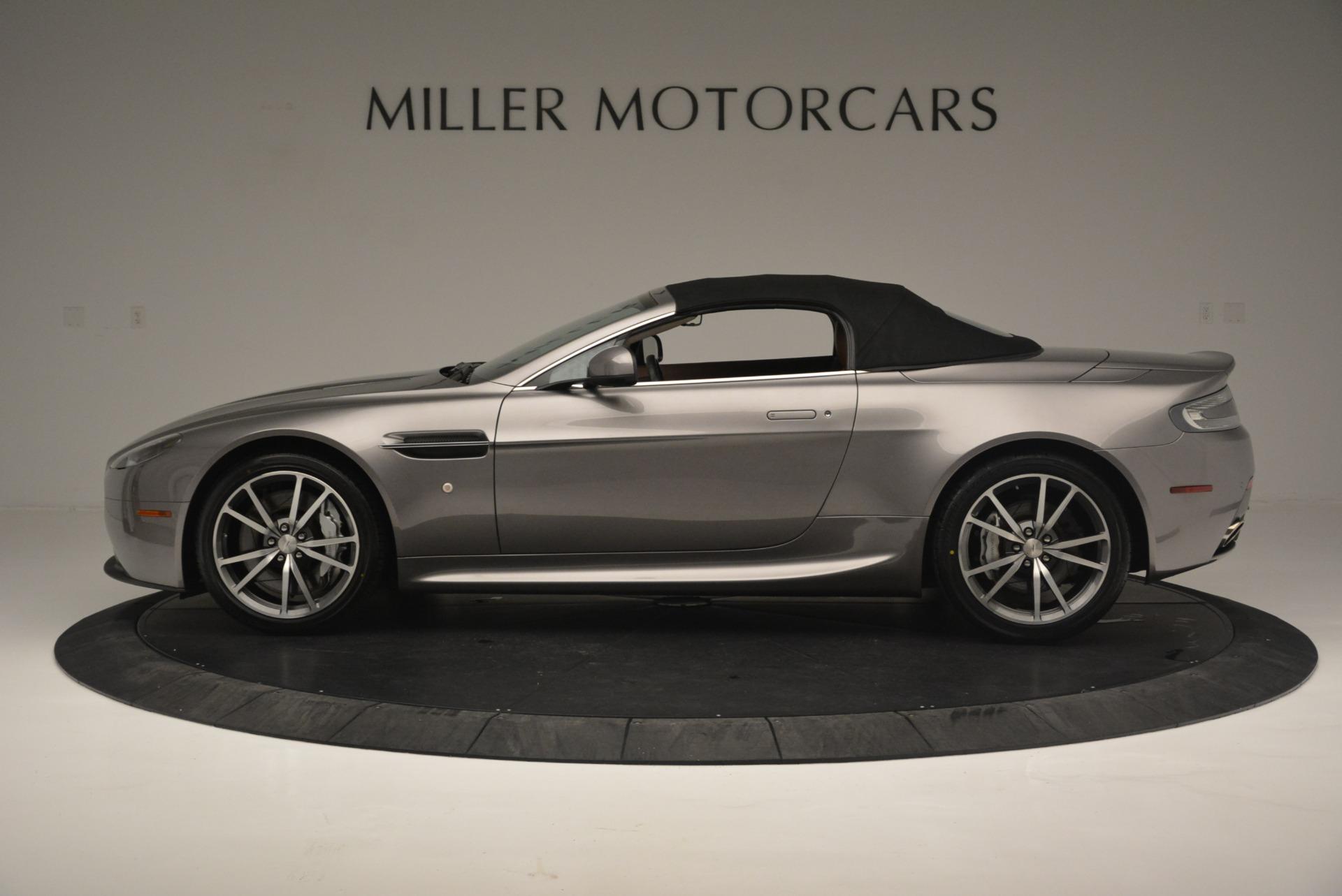 Used 2015 Aston Martin V8 Vantage Roadster For Sale In Westport, CT 2463_p15