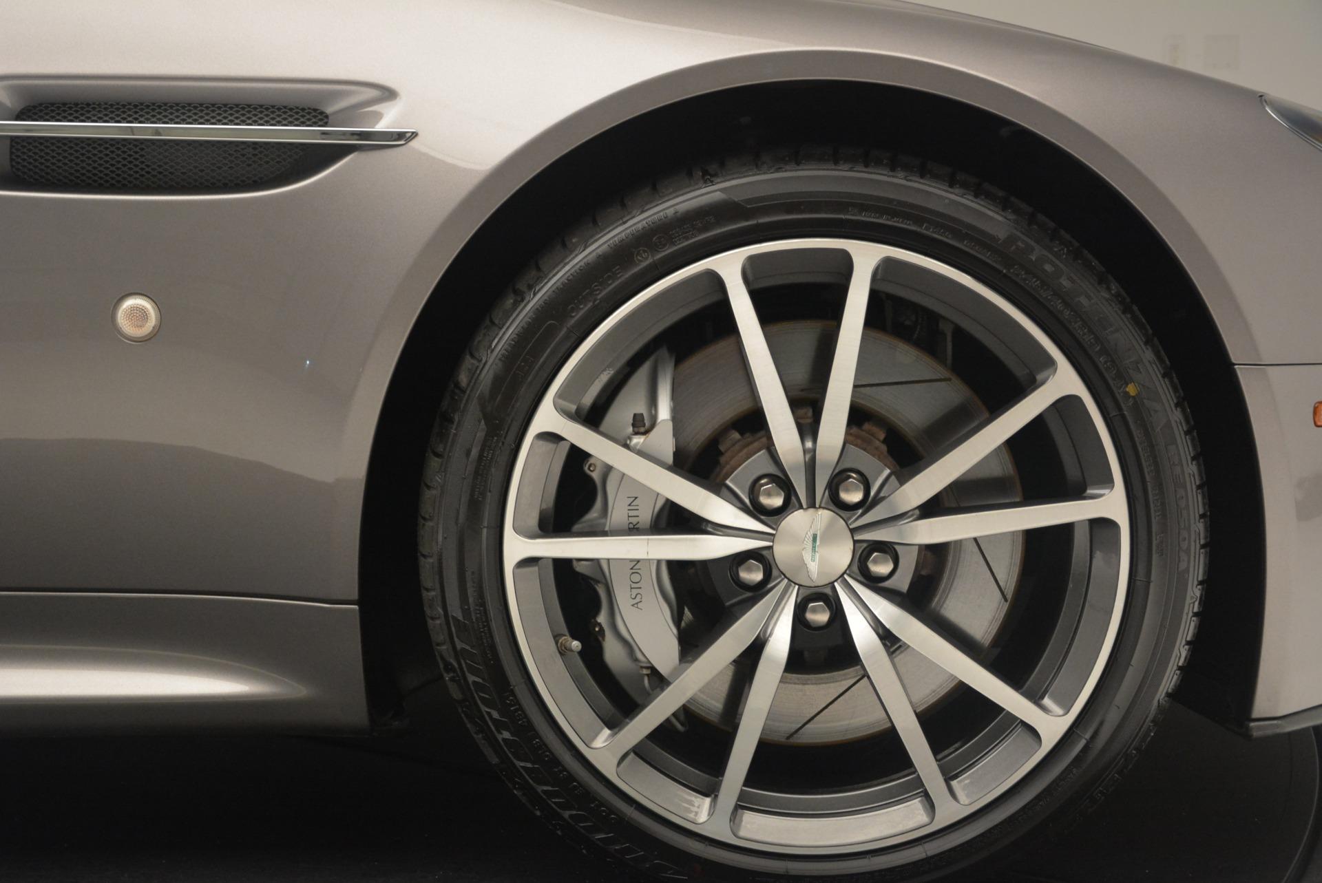 Used 2015 Aston Martin V8 Vantage Roadster For Sale In Westport, CT 2463_p24