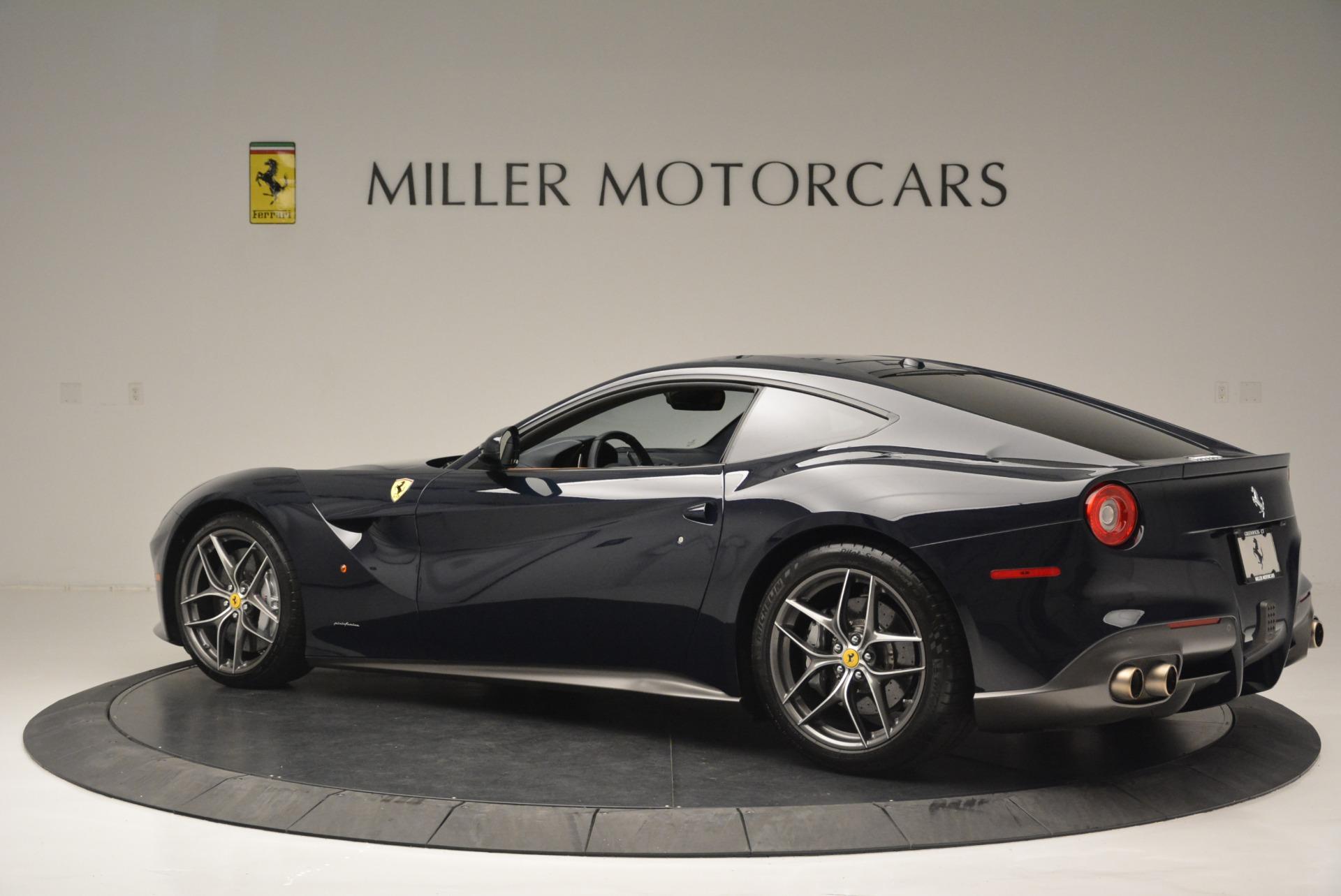 Used 2017 Ferrari F12 Berlinetta  For Sale In Westport, CT 2465_p4