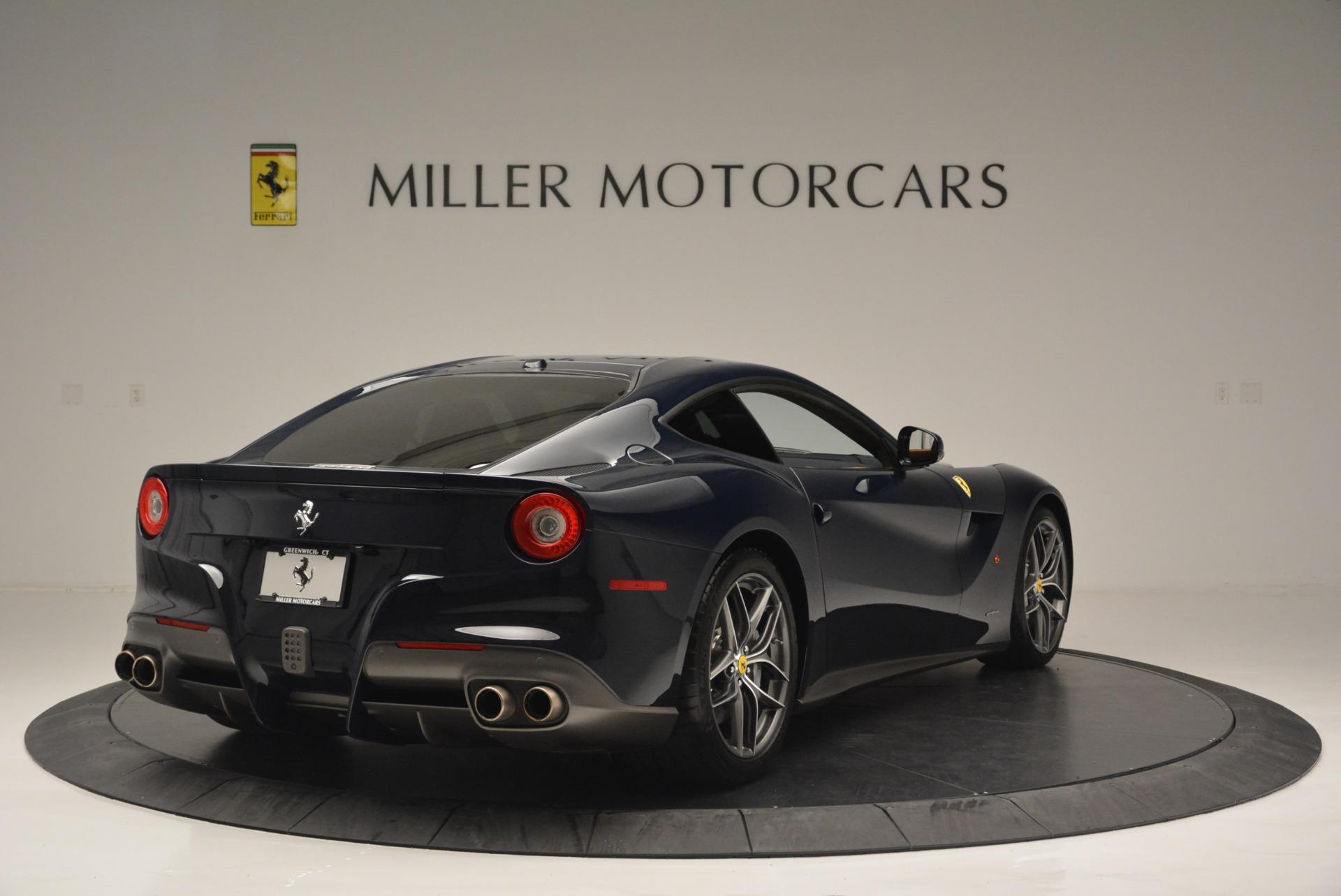 Used 2017 Ferrari F12 Berlinetta  For Sale In Westport, CT 2465_p7