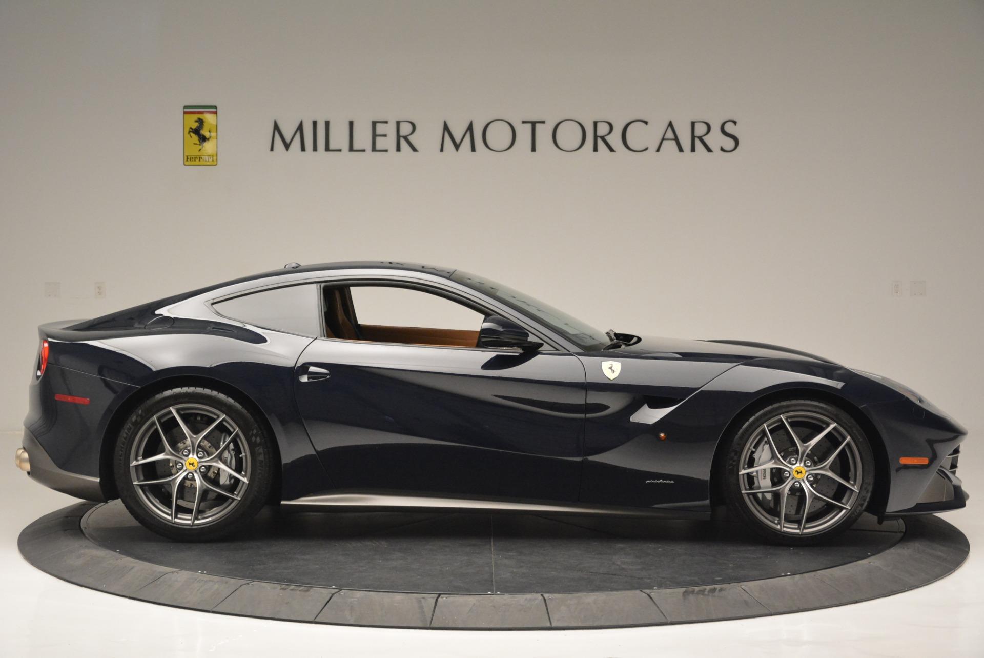 Used 2017 Ferrari F12 Berlinetta  For Sale In Westport, CT 2465_p9