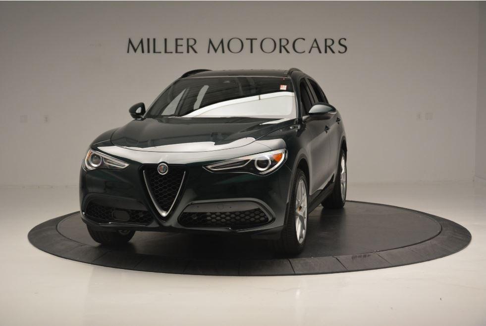 New 2018 Alfa Romeo Stelvio Ti Sport Q4 For Sale In Westport, CT 2470_main