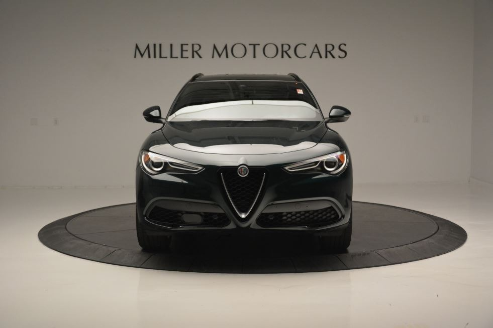 New 2018 Alfa Romeo Stelvio Ti Sport Q4 For Sale In Westport, CT 2470_p13
