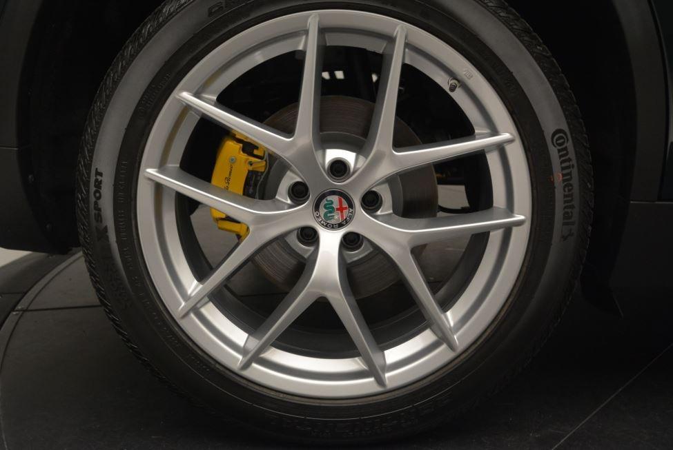 New 2018 Alfa Romeo Stelvio Ti Sport Q4 For Sale In Westport, CT 2470_p26