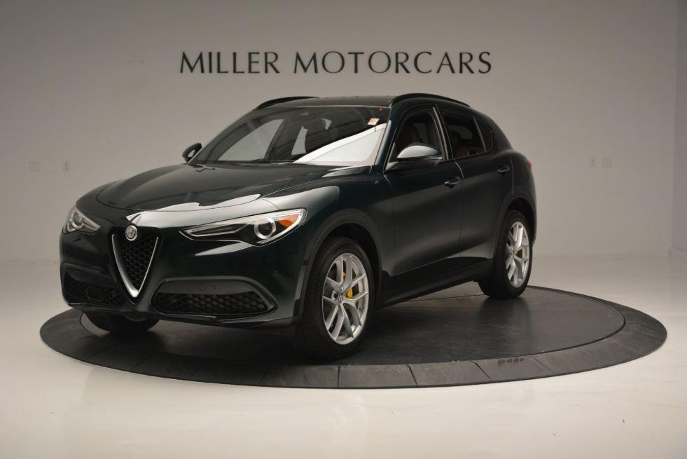 New 2018 Alfa Romeo Stelvio Ti Sport Q4 For Sale In Westport, CT 2470_p2