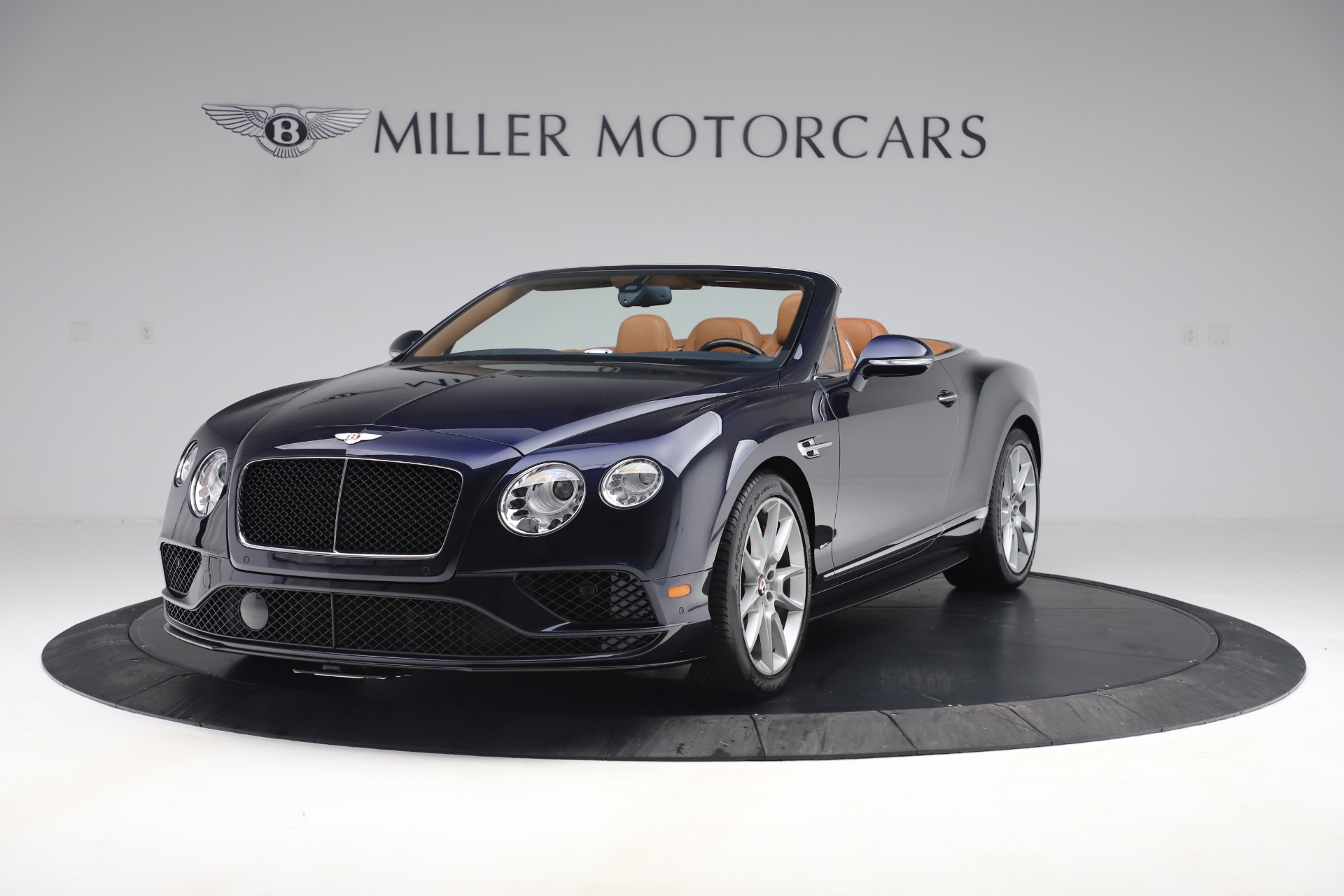 Used 2016 Bentley Continental GT V8 S For Sale In Westport, CT 2473_main