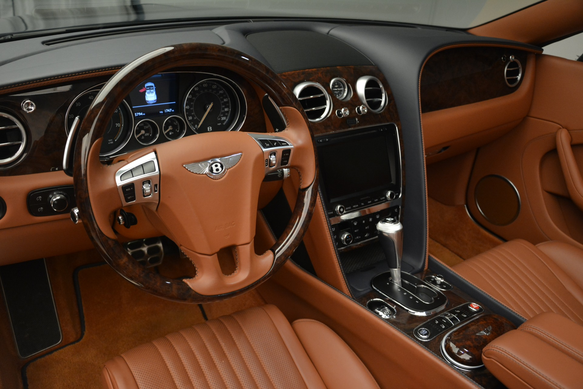Used 2016 Bentley Continental GT V8 S For Sale In Westport, CT 2473_p25