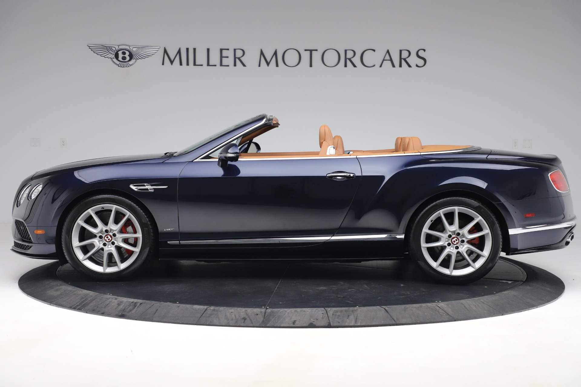 Used 2016 Bentley Continental GT V8 S For Sale In Westport, CT 2473_p3