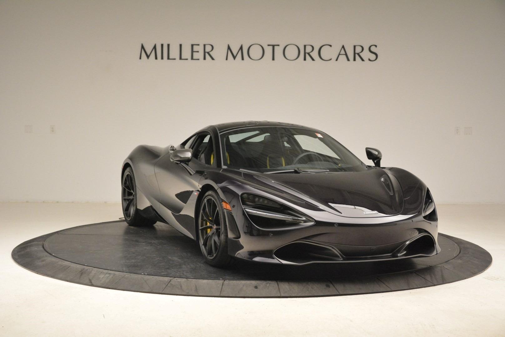 Used 2018 McLaren 720S Coupe For Sale In Westport, CT 2474_p11
