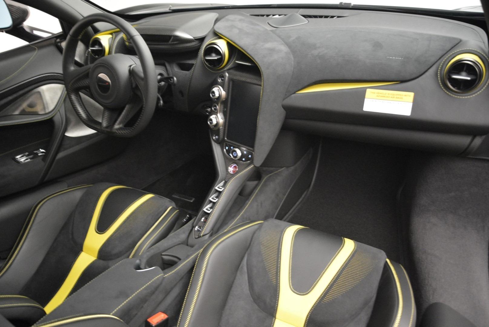 Used 2018 McLaren 720S Coupe For Sale In Westport, CT 2474_p18