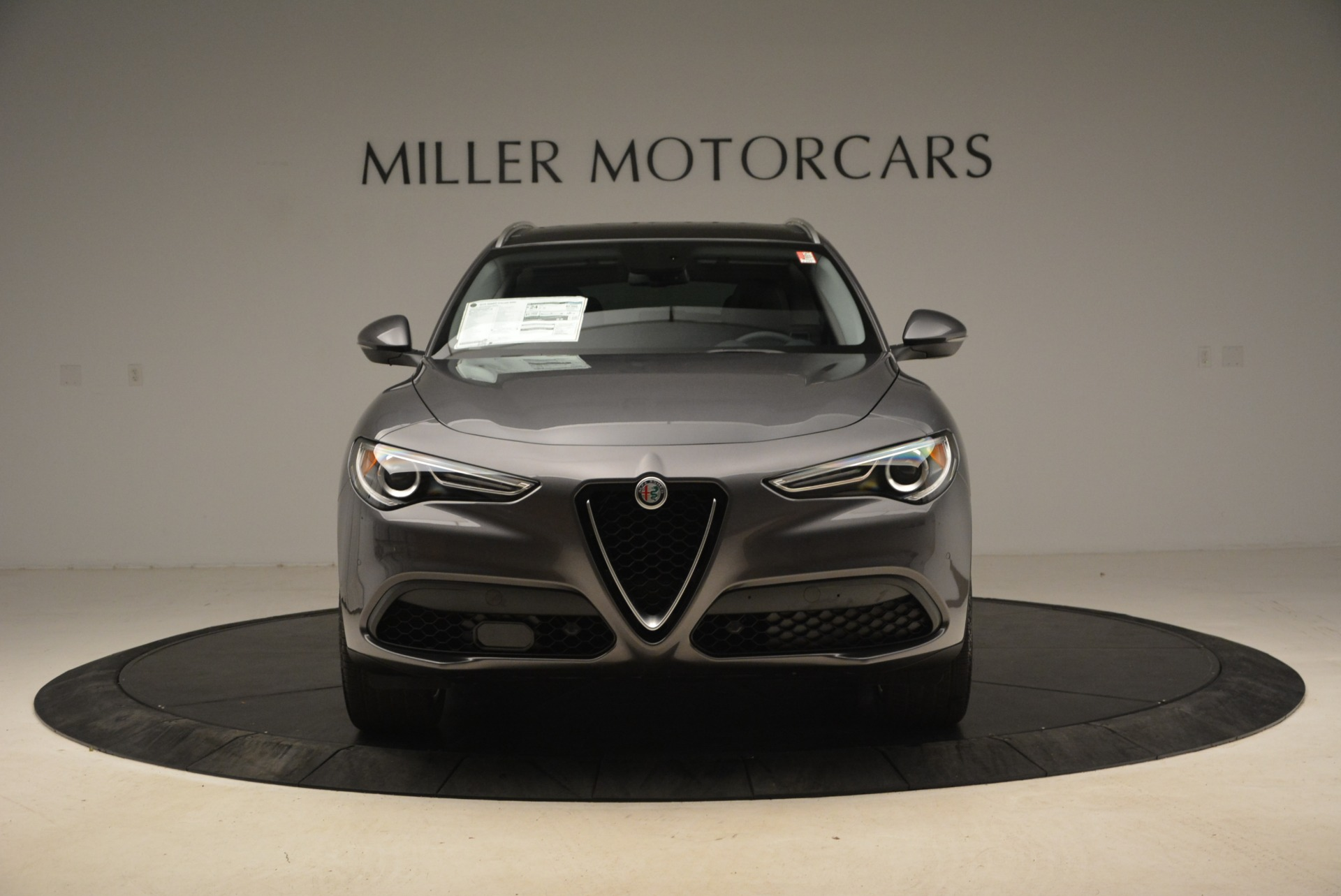 New 2018 Alfa Romeo Stelvio Ti Q4 For Sale In Westport, CT 2480_p12