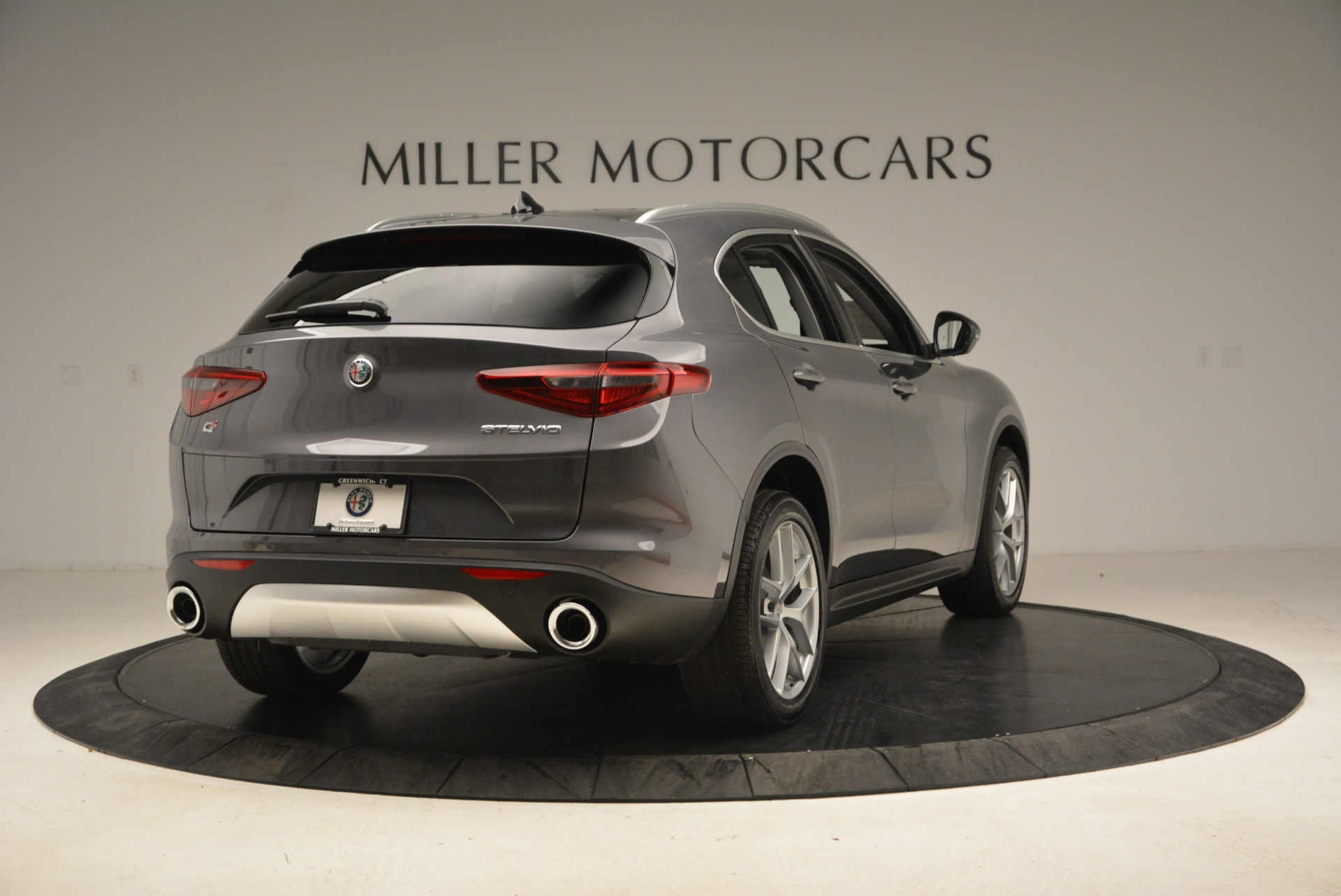 New 2018 Alfa Romeo Stelvio Ti Q4 For Sale In Westport, CT 2480_p7