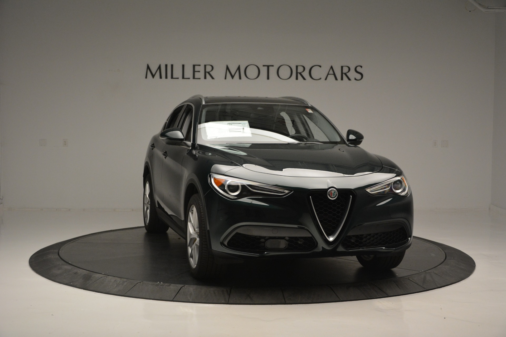New 2018 Alfa Romeo Stelvio Ti Lusso Q4 For Sale In Westport, CT 2482_p13