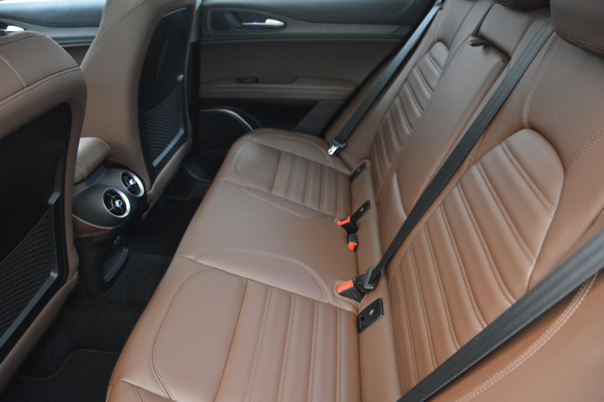 New 2018 Alfa Romeo Stelvio Ti Lusso Q4 For Sale In Westport, CT 2482_p22