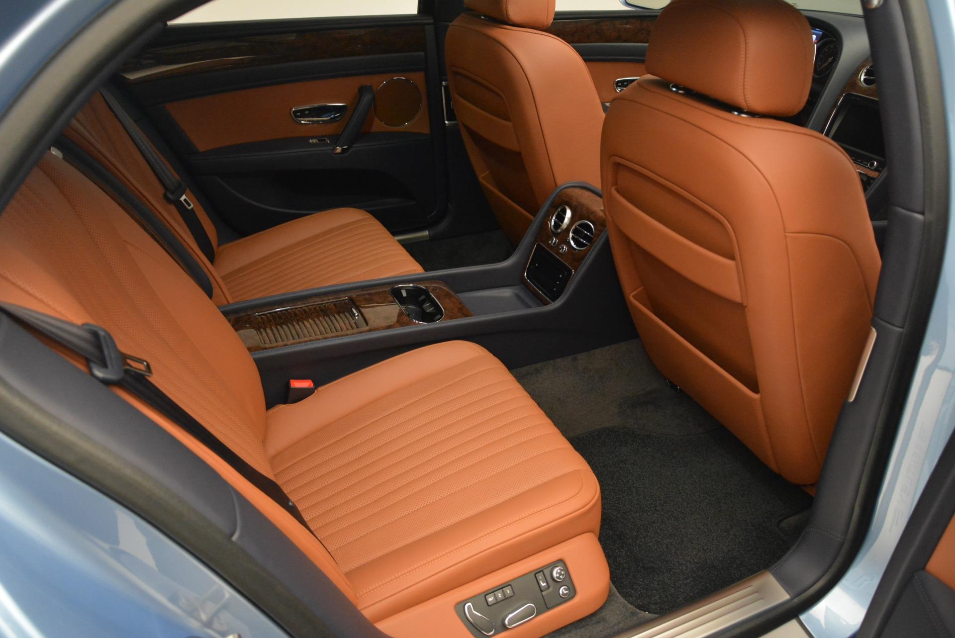 New 2018 Bentley Flying Spur V8 For Sale In Westport, CT 2484_p20