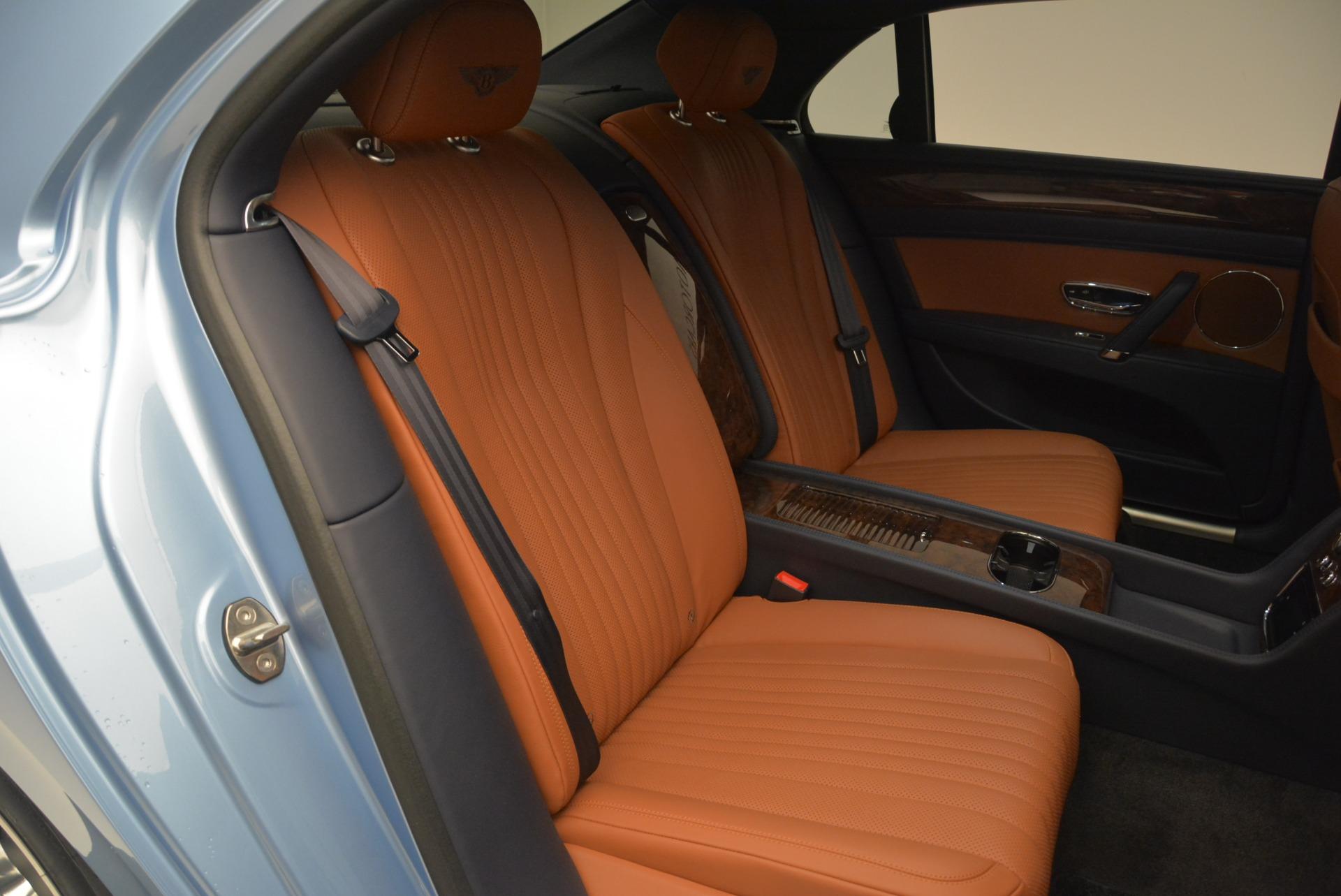 New 2018 Bentley Flying Spur V8 For Sale In Westport, CT 2484_p21