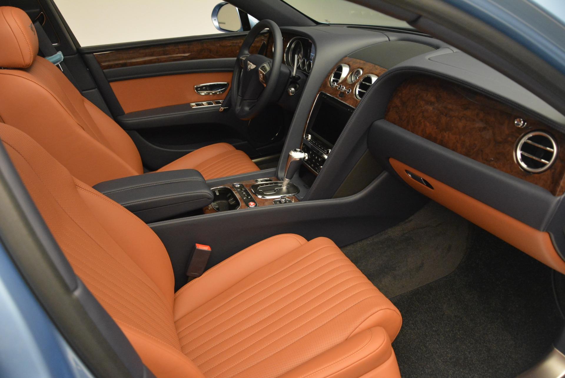 New 2018 Bentley Flying Spur V8 For Sale In Westport, CT 2484_p22