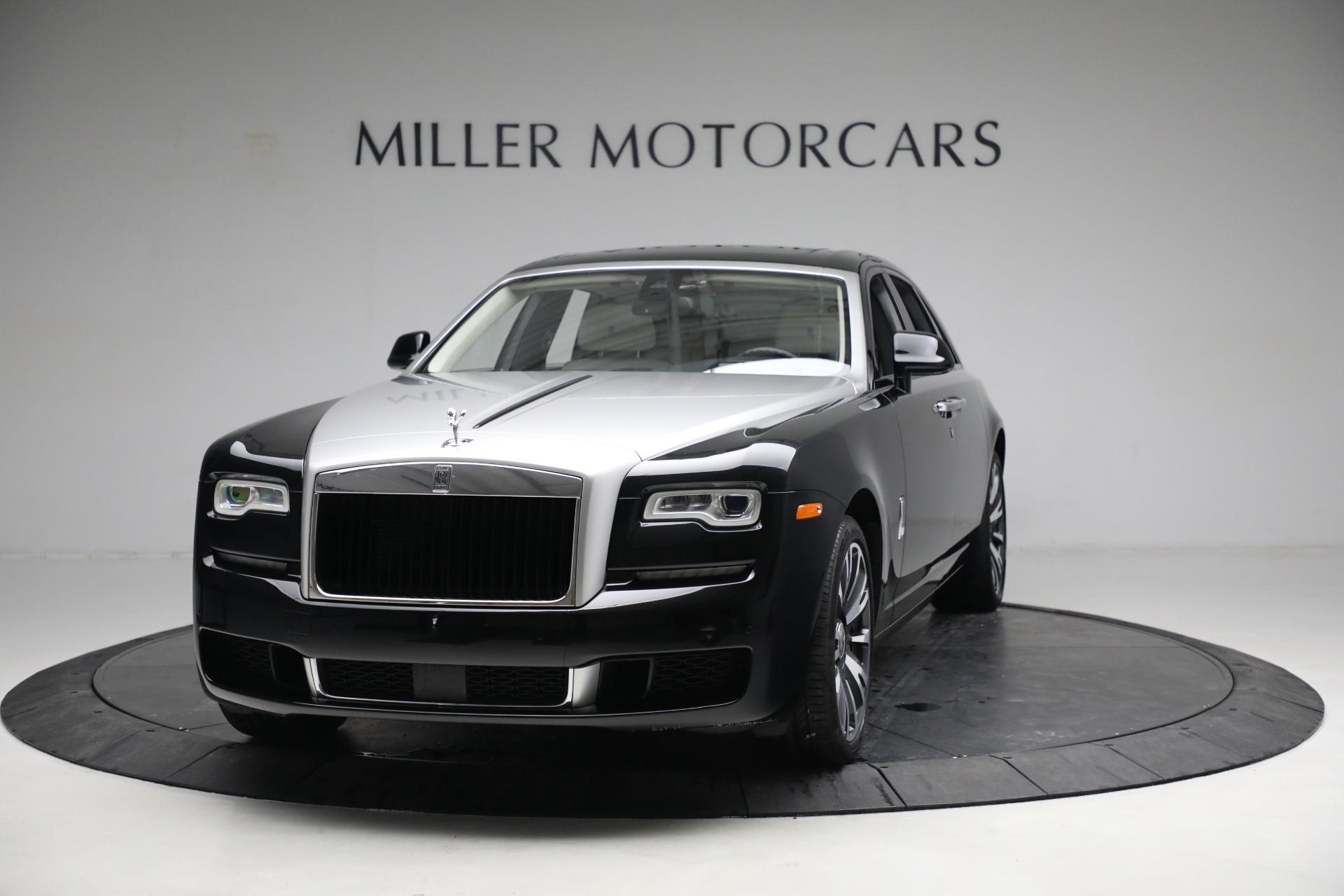 Used 2019 Rolls-Royce Ghost  For Sale In Westport, CT 2485_main