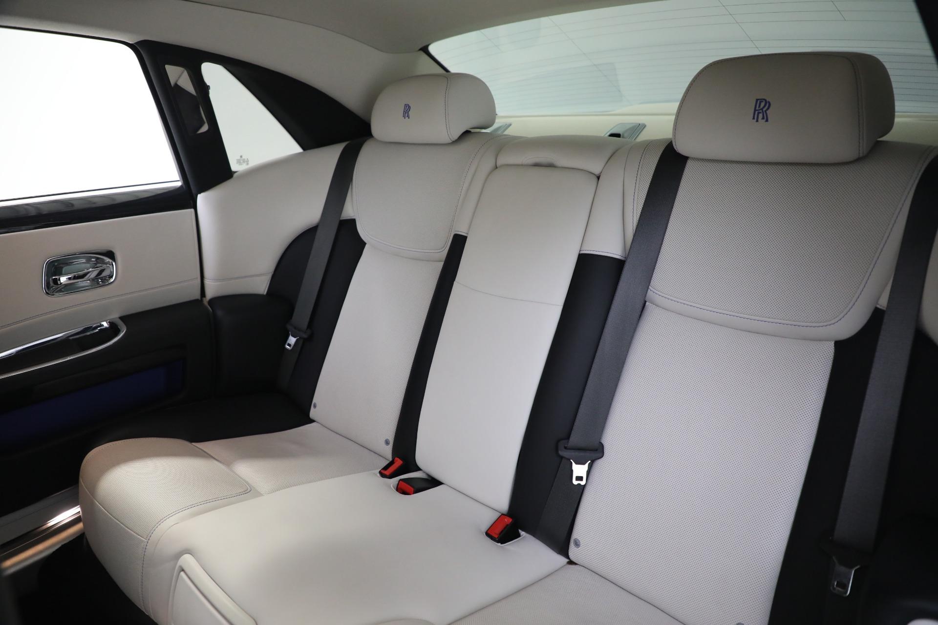 Used 2019 Rolls-Royce Ghost  For Sale In Westport, CT 2485_p16