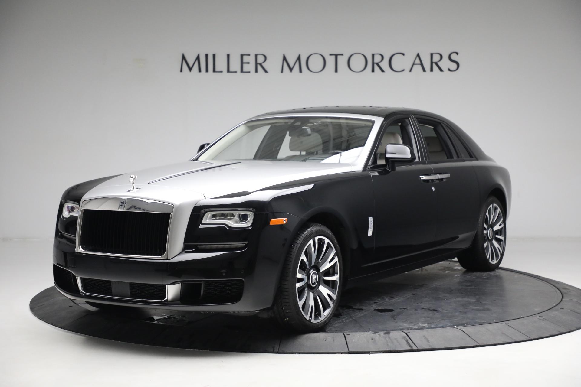 Used 2019 Rolls-Royce Ghost  For Sale In Westport, CT 2485_p2