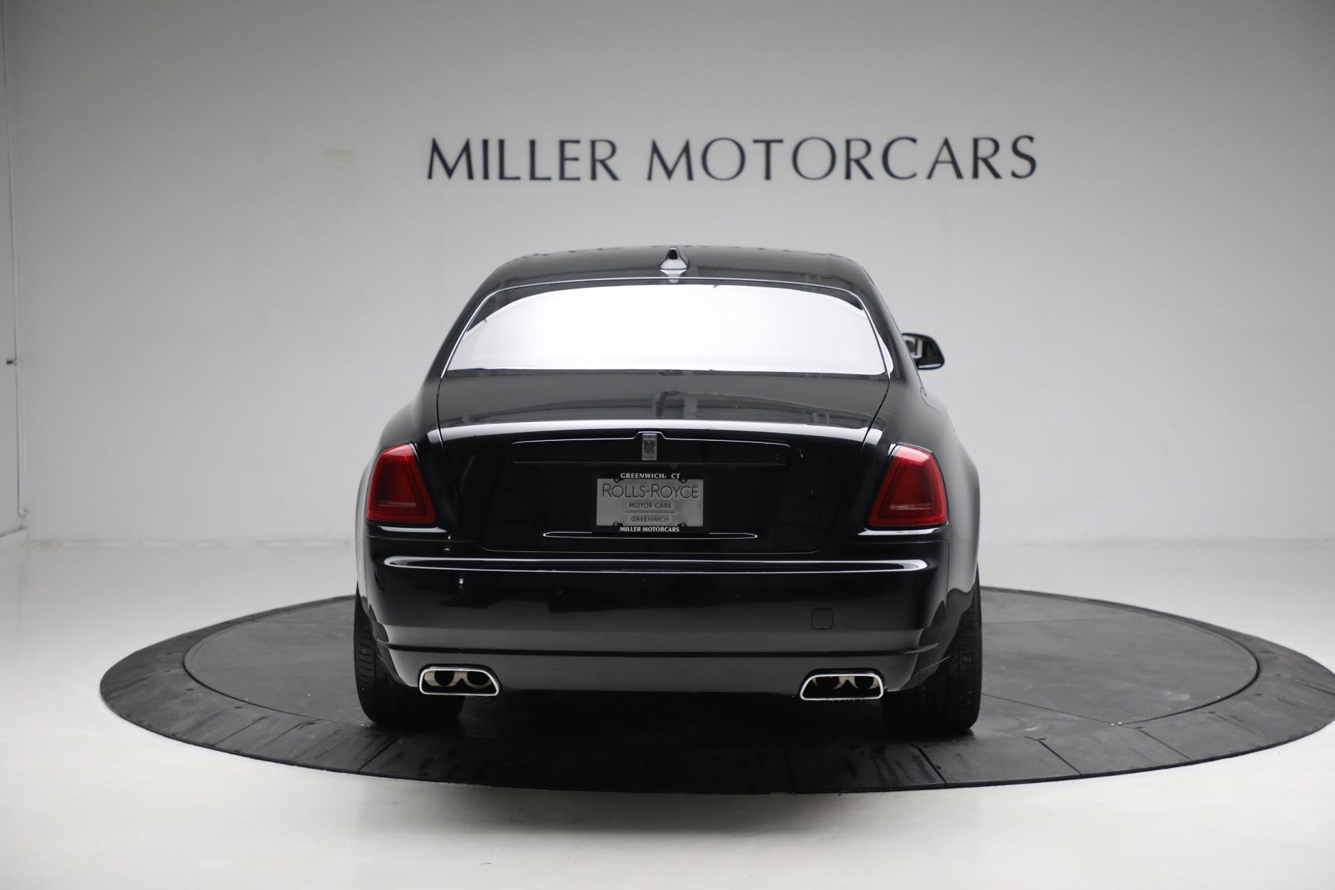 Used 2019 Rolls-Royce Ghost  For Sale In Westport, CT 2485_p6