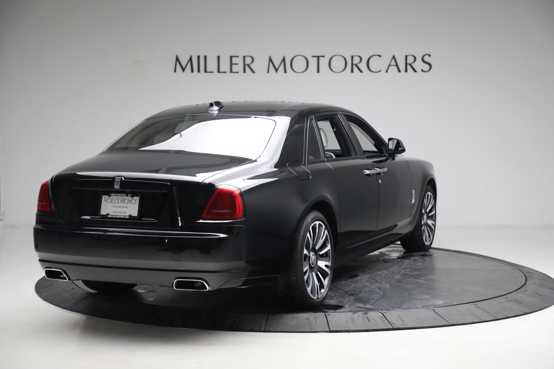 Used 2019 Rolls-Royce Ghost  For Sale In Westport, CT 2485_p7