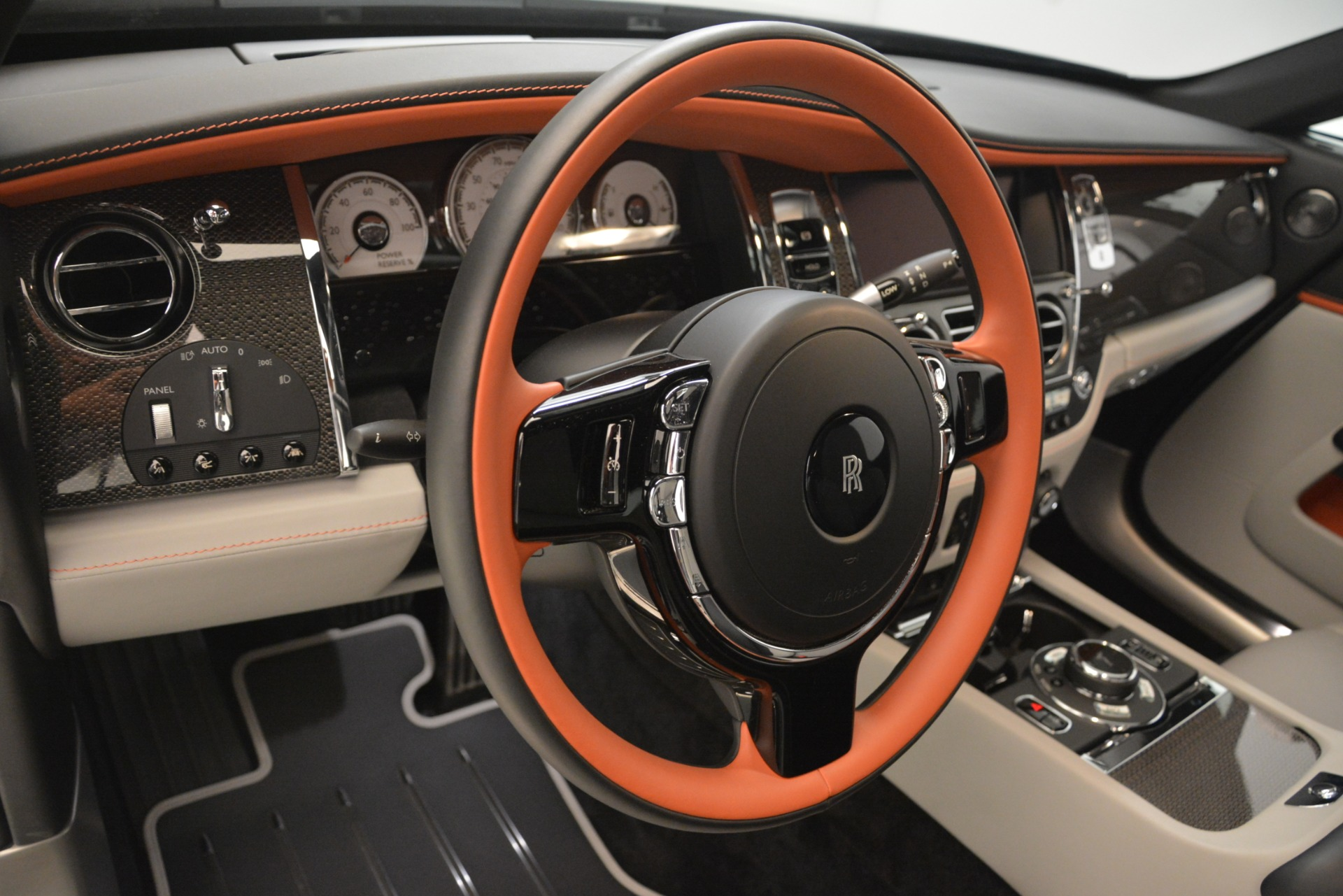 Used 2018 Rolls-Royce Wraith Black Badge Nebula Collection For Sale In Westport, CT 2491_p20