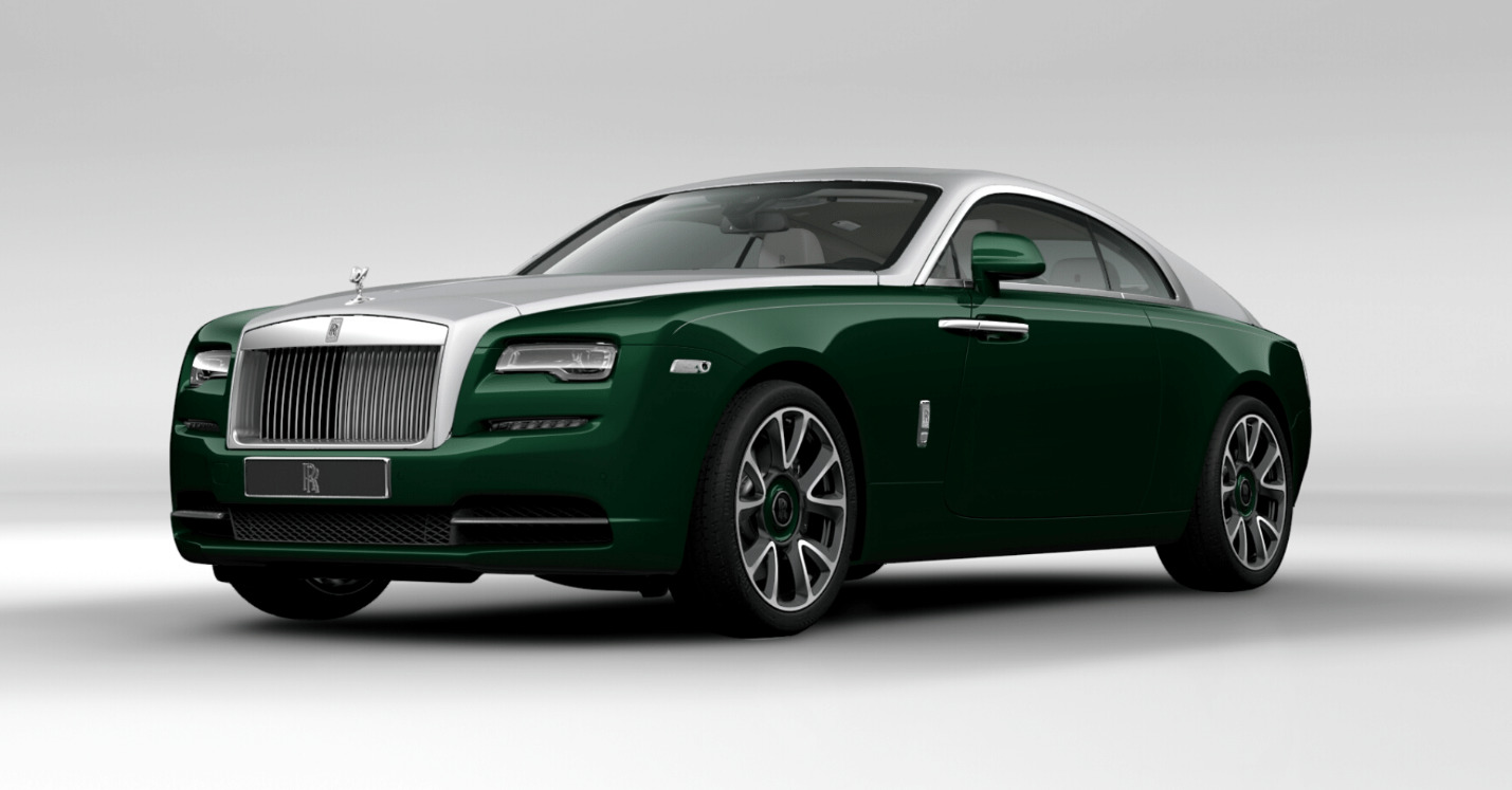 Used 2018 Rolls-Royce Wraith  For Sale In Westport, CT 2492_main