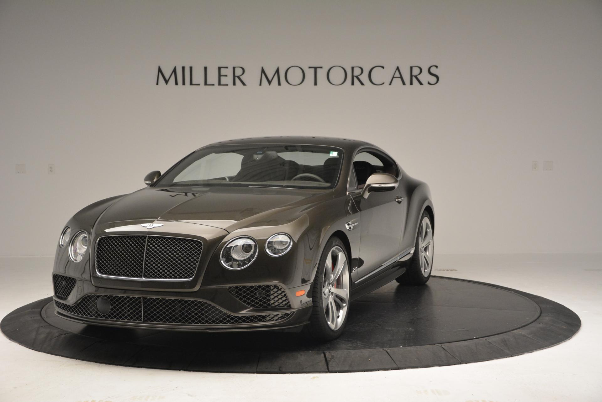 Used 2016 Bentley Continental GT Speed  For Sale In Westport, CT 25_main