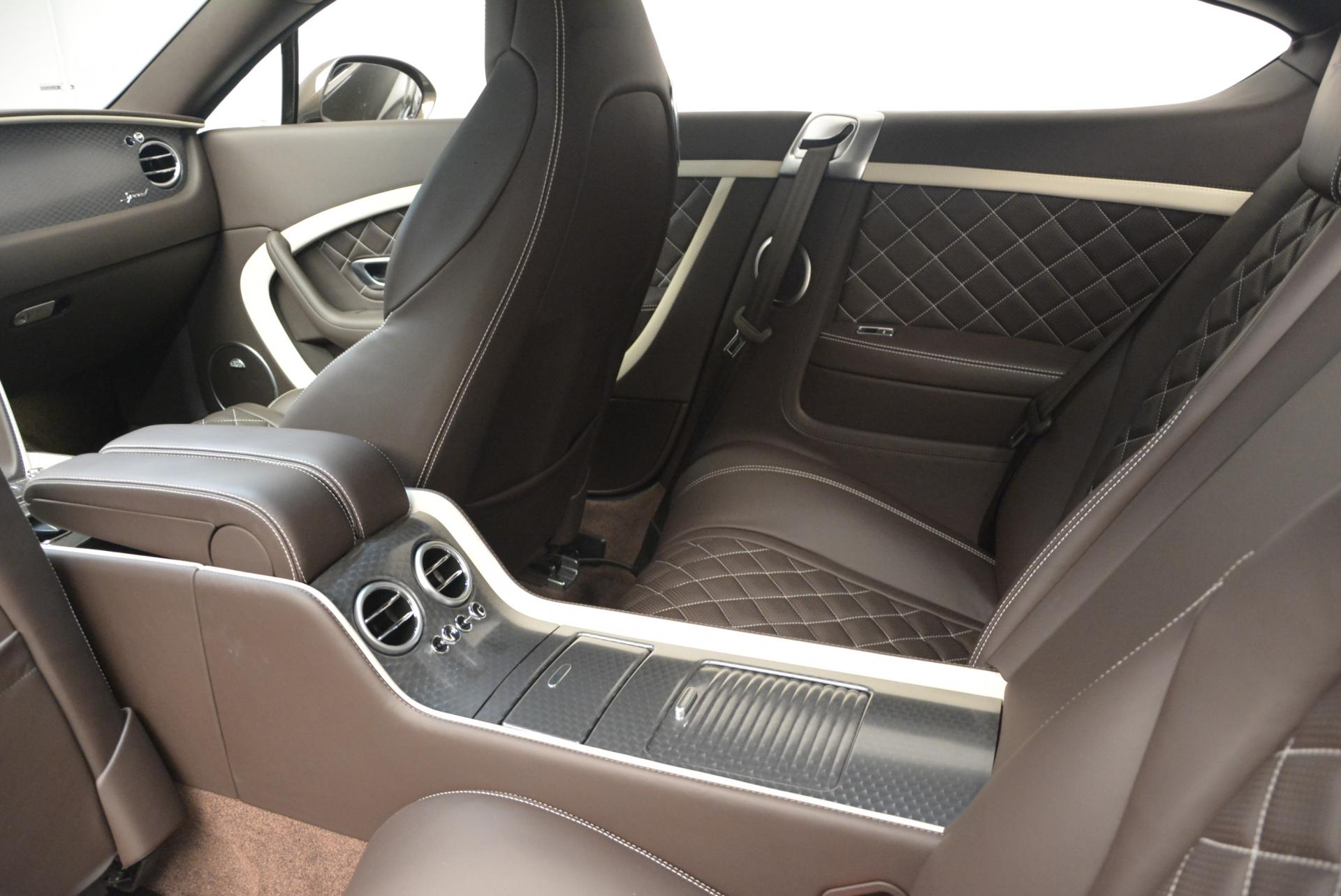 Used 2016 Bentley Continental GT Speed  For Sale In Westport, CT 25_p16