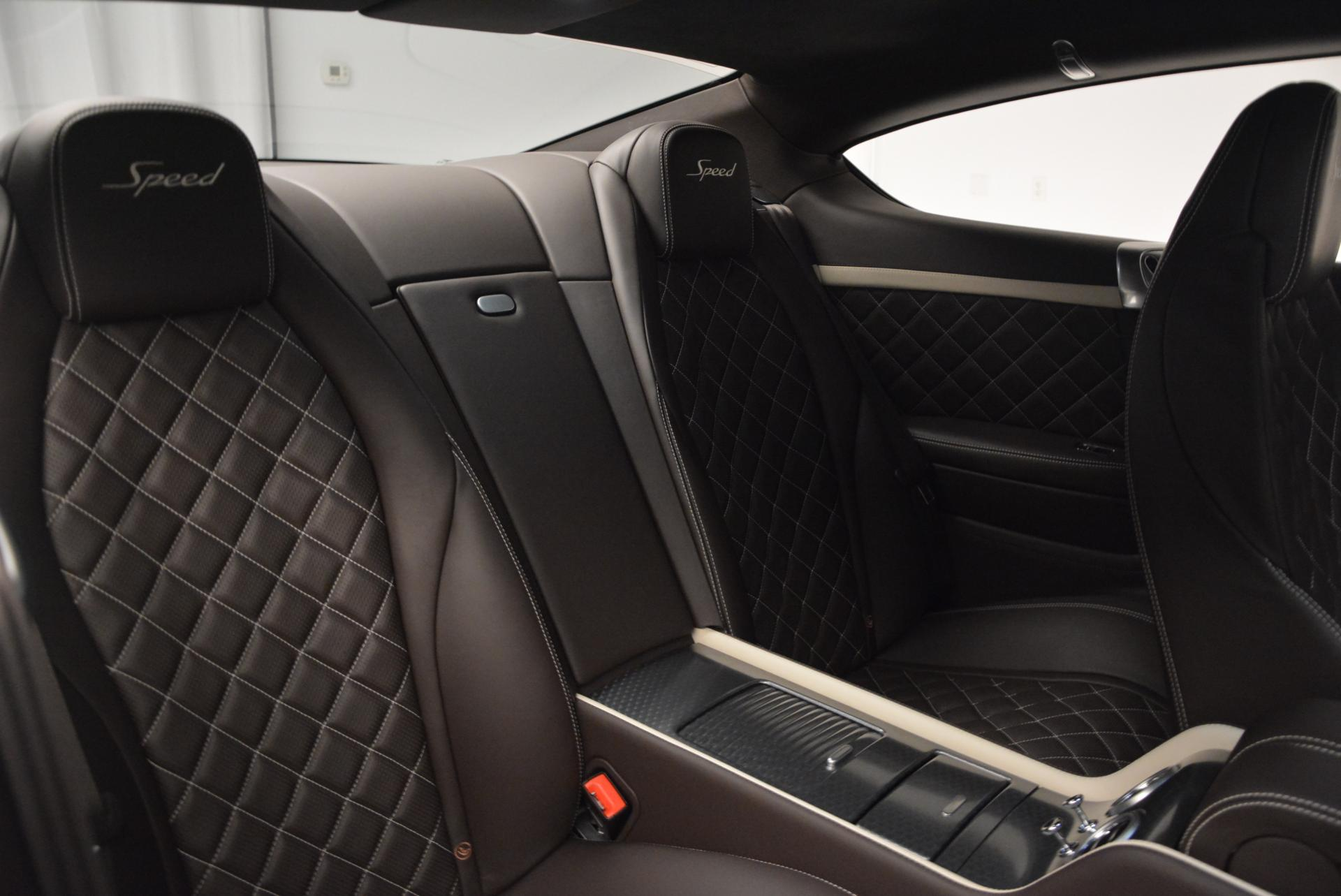 Used 2016 Bentley Continental GT Speed  For Sale In Westport, CT 25_p19