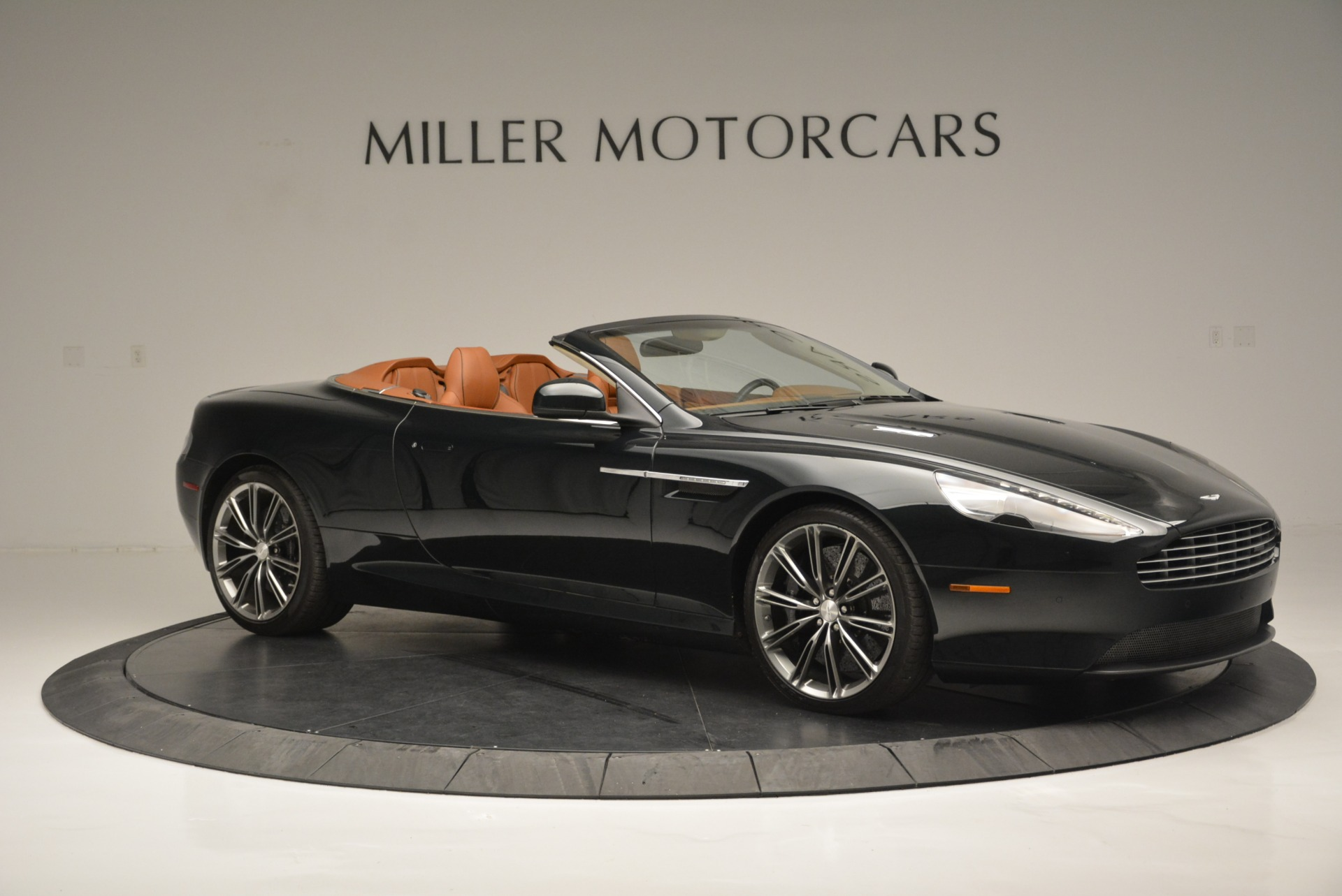 Used 2012 Aston Martin Virage Volante For Sale In Westport, CT 2508_p10
