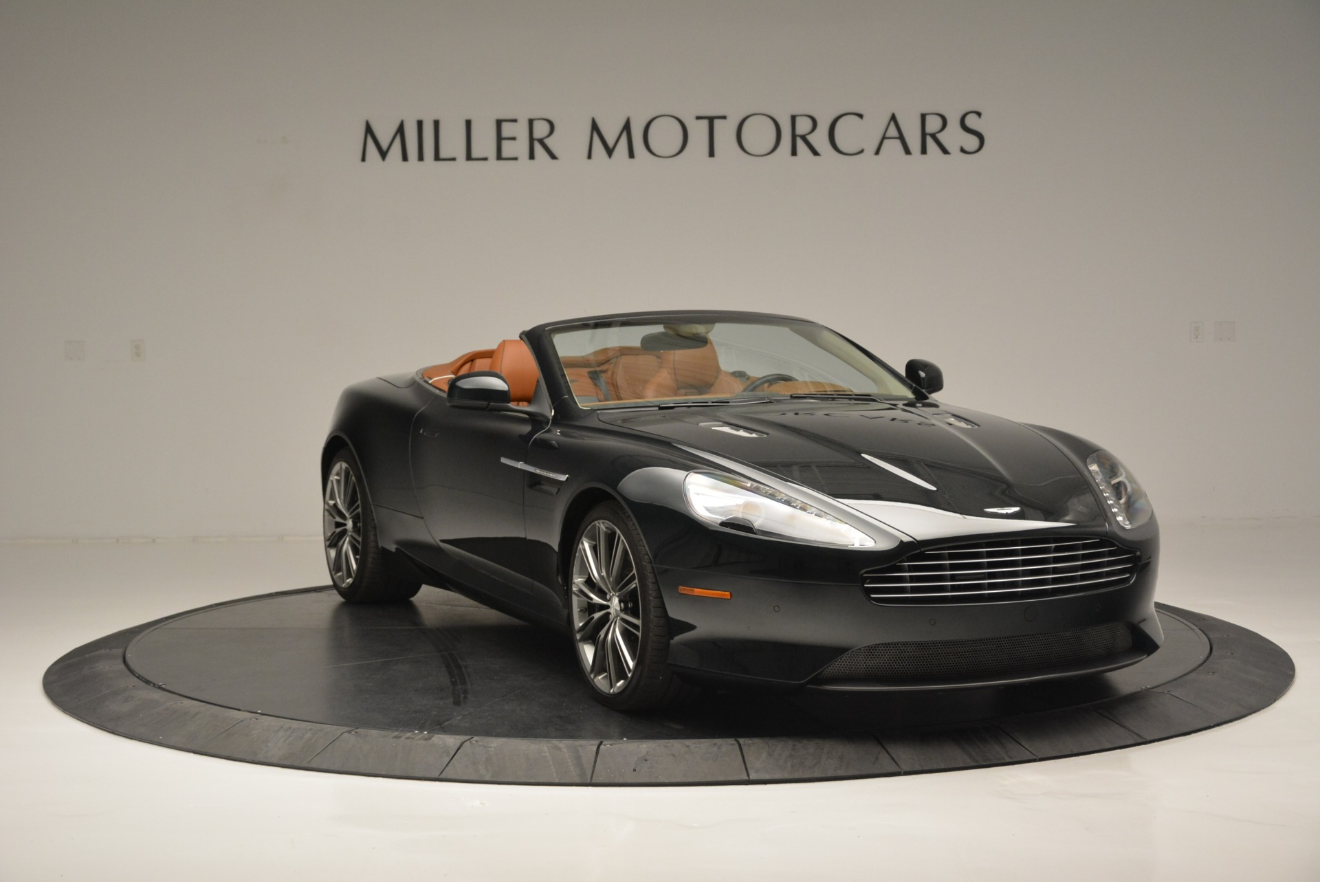 Used 2012 Aston Martin Virage Volante For Sale In Westport, CT 2508_p11