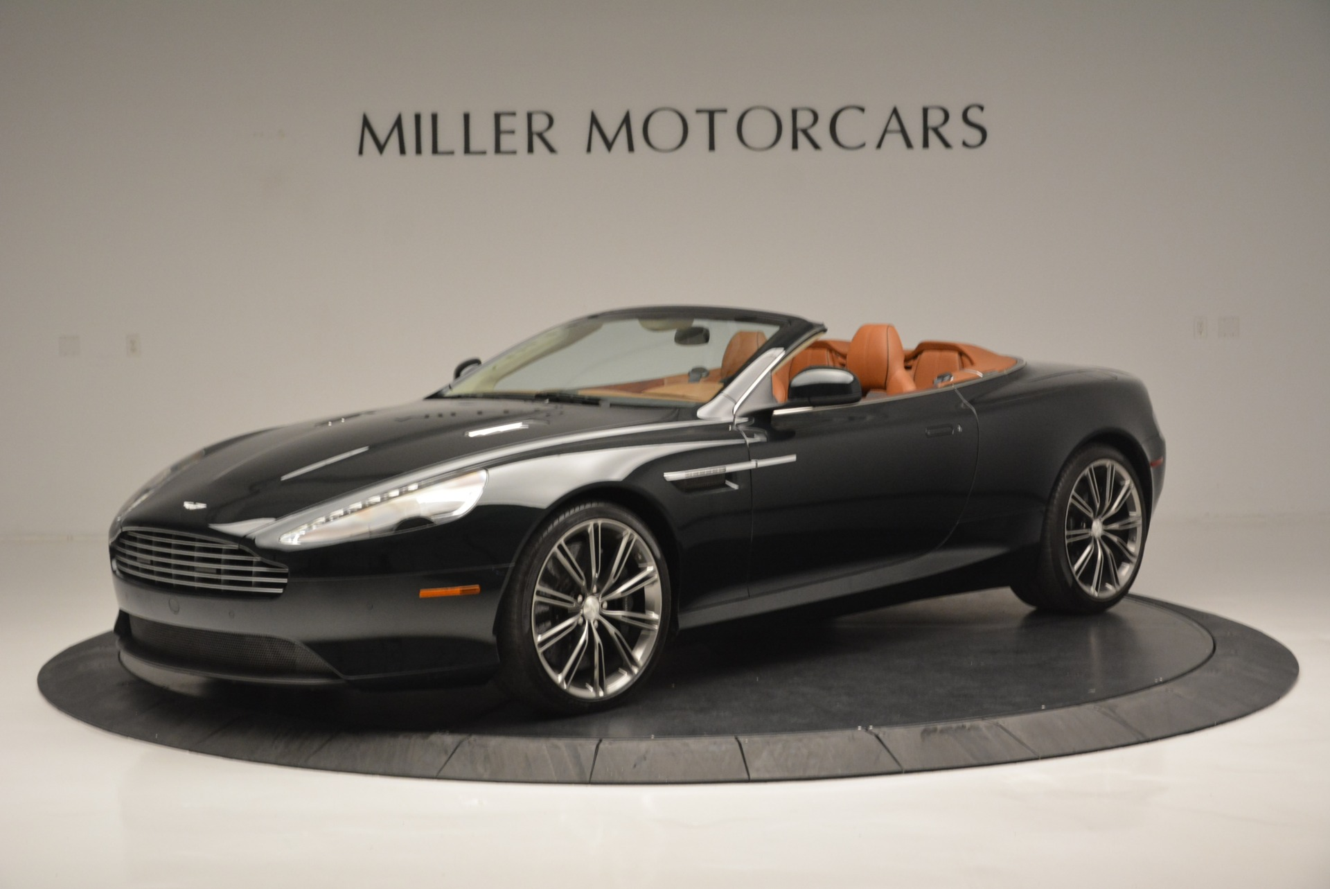 Used 2012 Aston Martin Virage Volante For Sale In Westport, CT 2508_p2