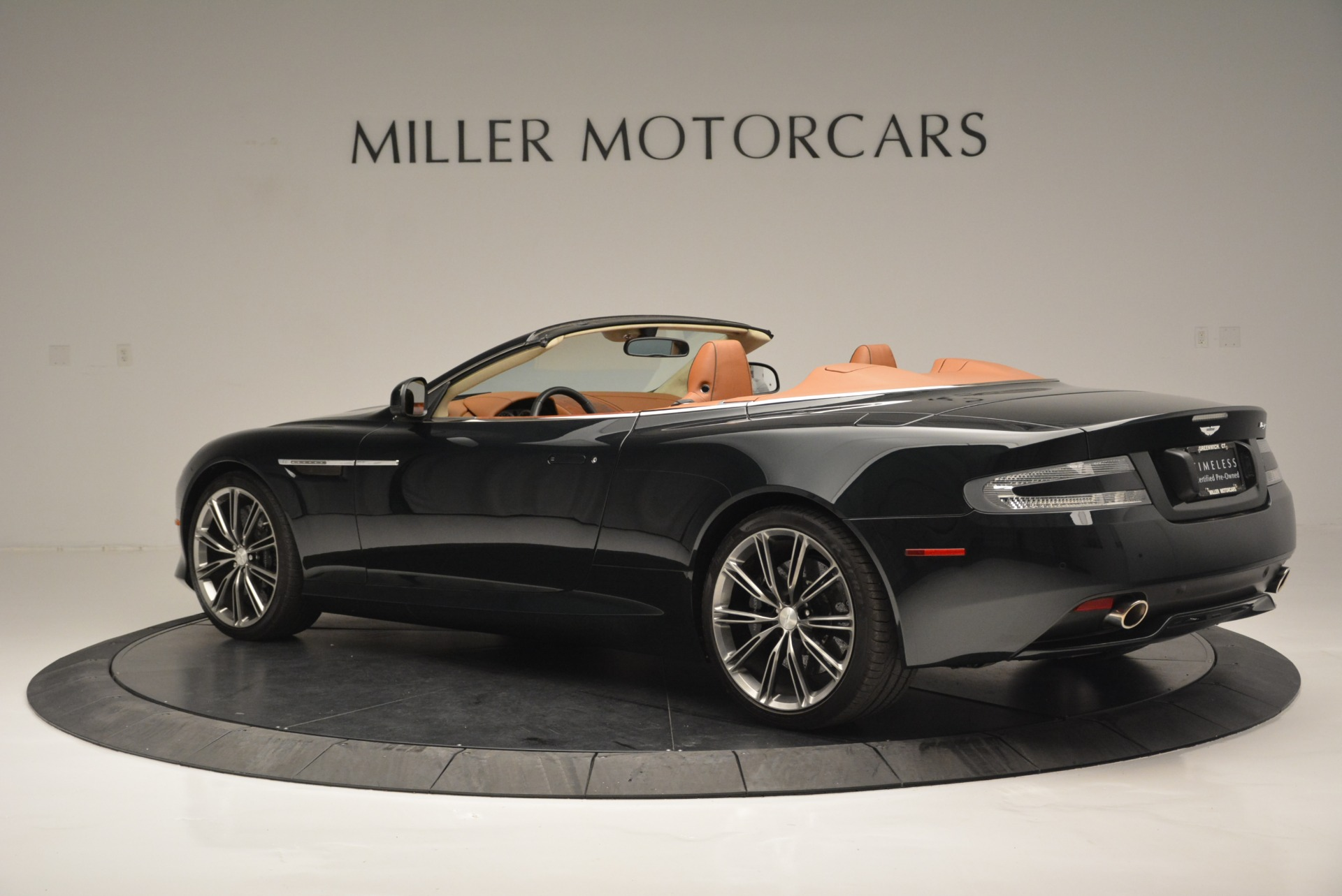 Used 2012 Aston Martin Virage Volante For Sale In Westport, CT 2508_p4