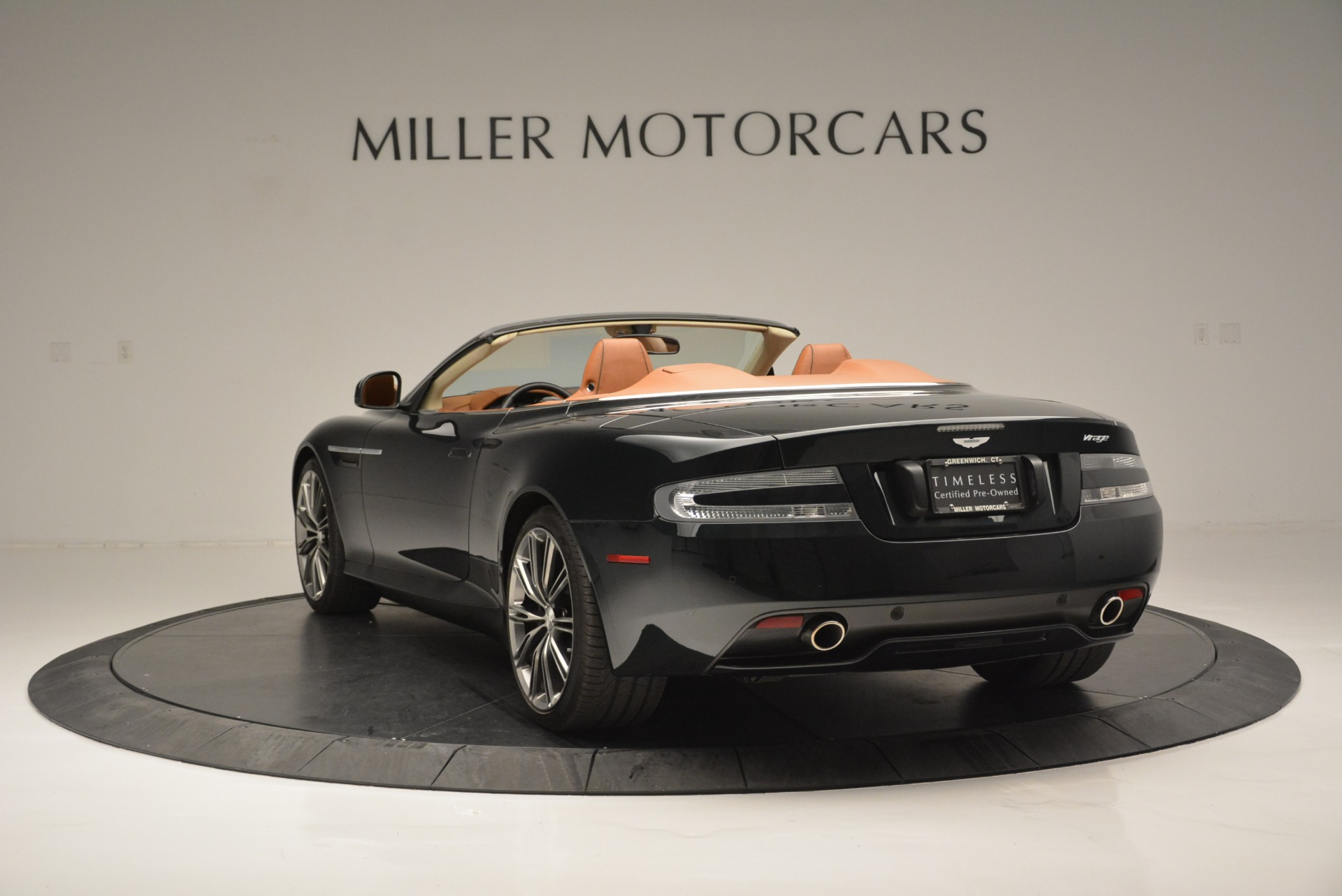 Used 2012 Aston Martin Virage Volante For Sale In Westport, CT 2508_p5
