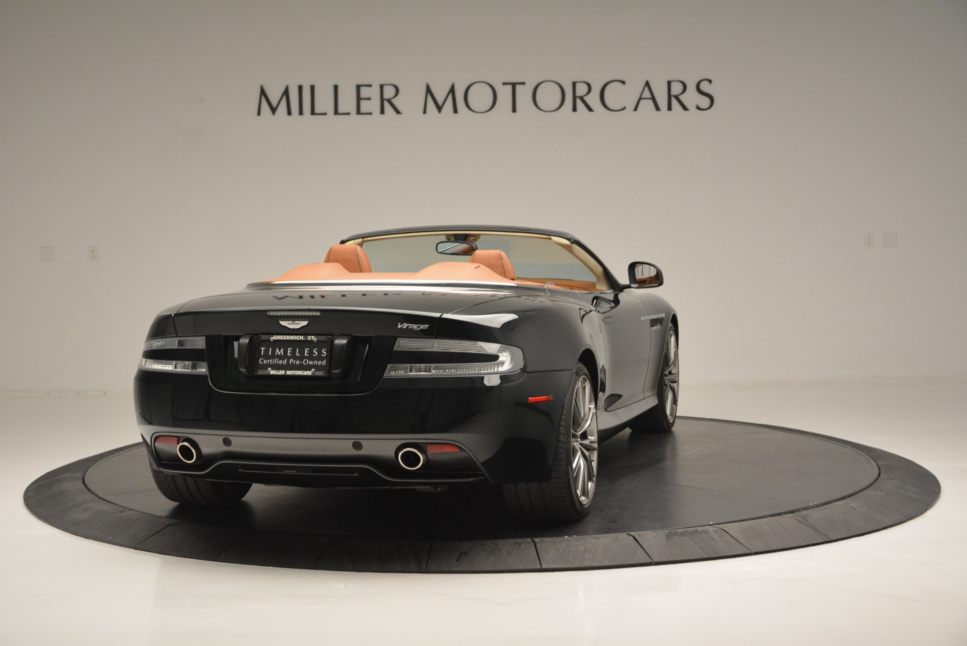 Used 2012 Aston Martin Virage Volante For Sale In Westport, CT 2508_p7