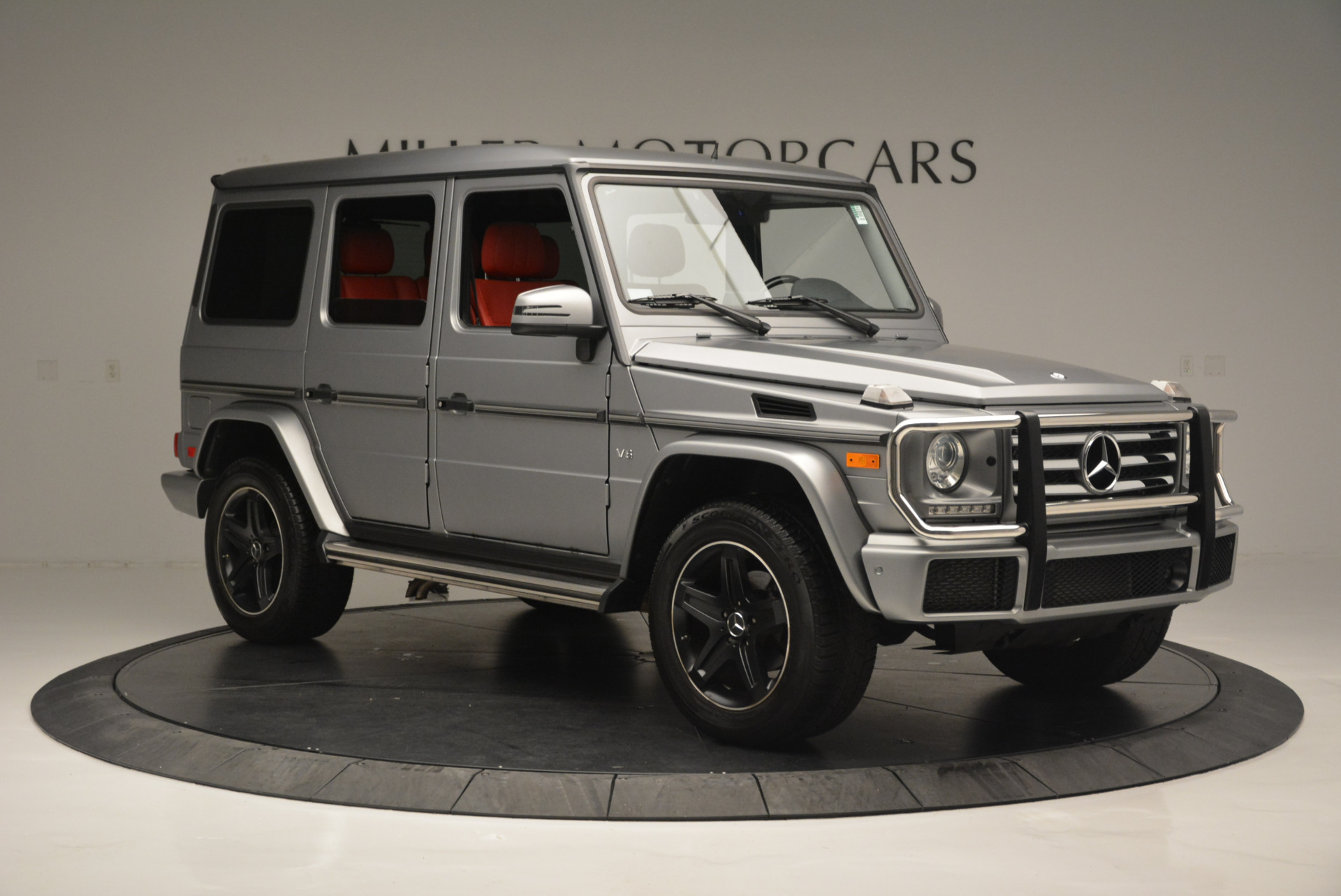 Used 2016 Mercedes-Benz G-Class G 550 For Sale In Westport, CT 2510_p10