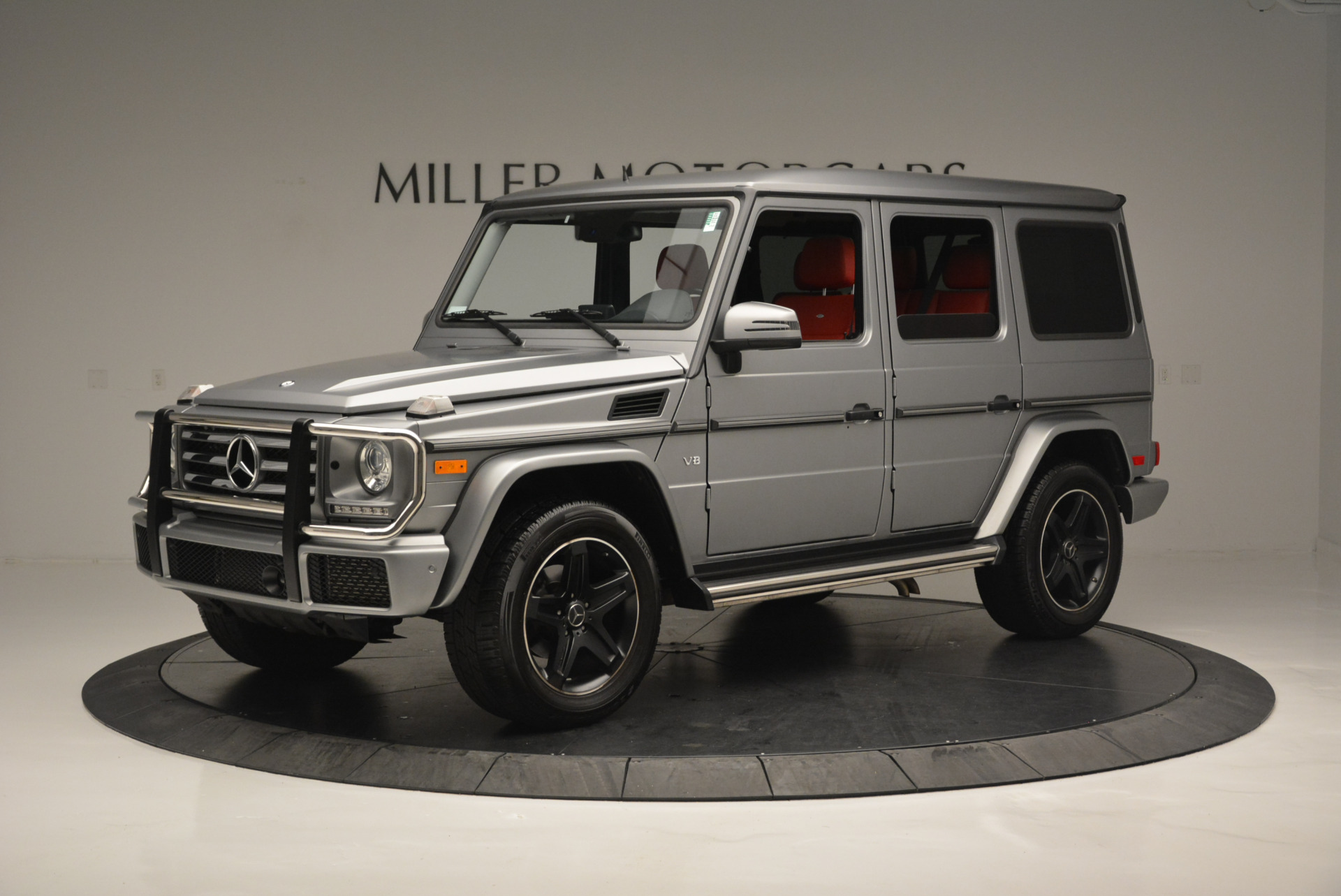 Used 2016 Mercedes-Benz G-Class G 550 For Sale In Westport, CT 2510_p2
