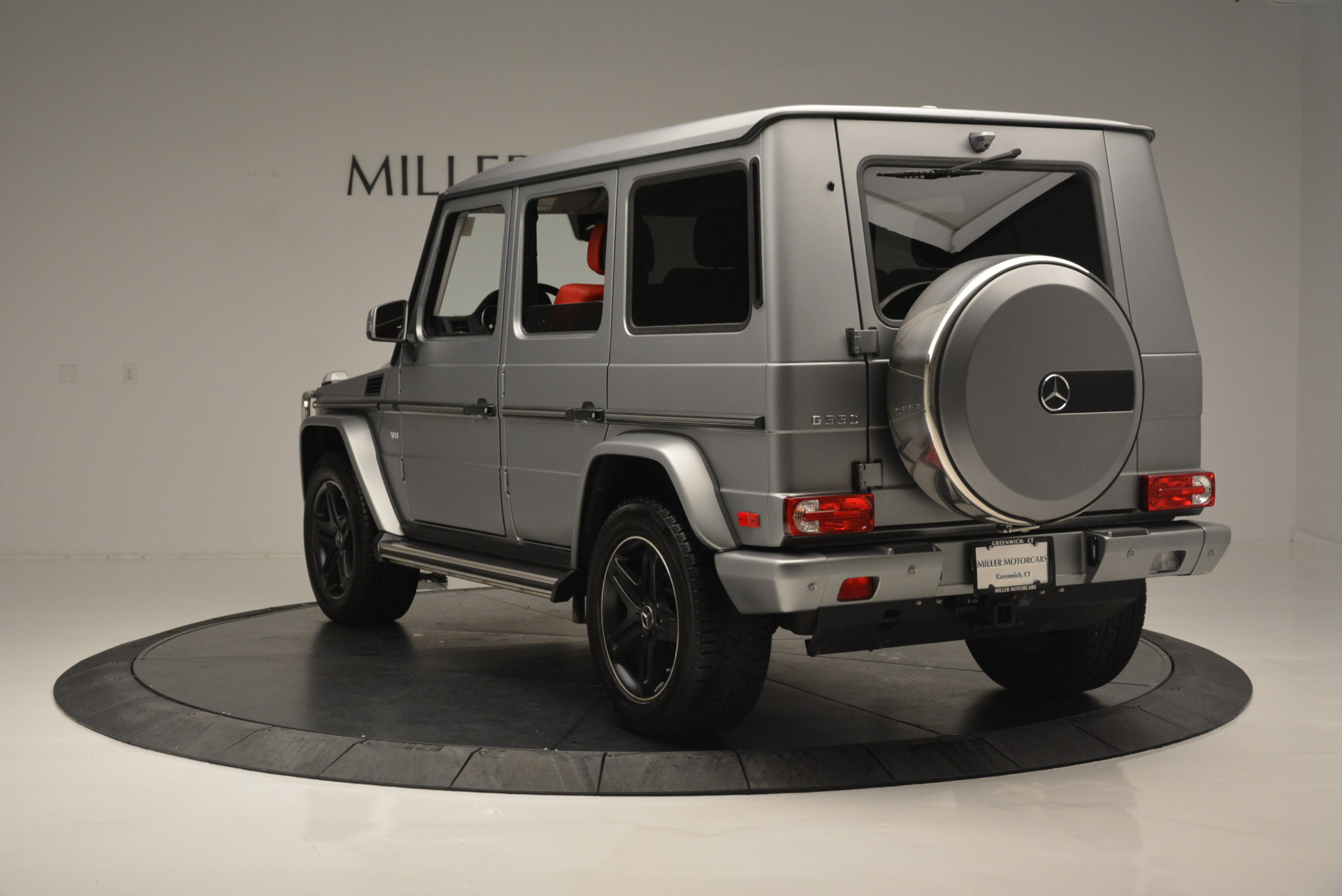 Used 2016 Mercedes-Benz G-Class G 550 For Sale In Westport, CT 2510_p5