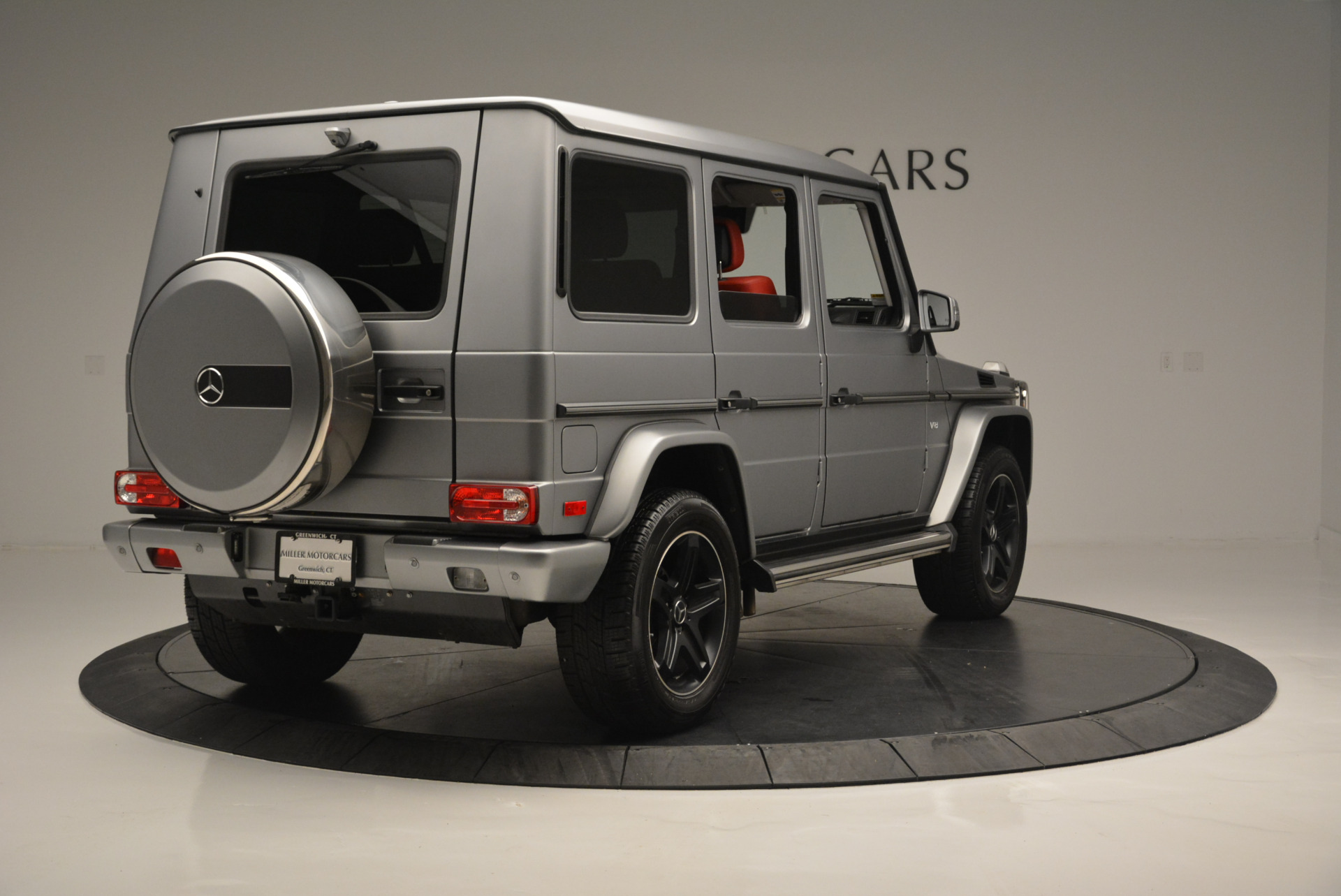 Used 2016 Mercedes-Benz G-Class G 550 For Sale In Westport, CT 2510_p7
