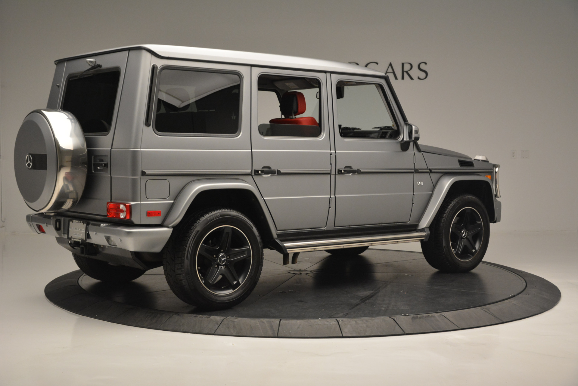 Used 2016 Mercedes-Benz G-Class G 550 For Sale In Westport, CT 2510_p8